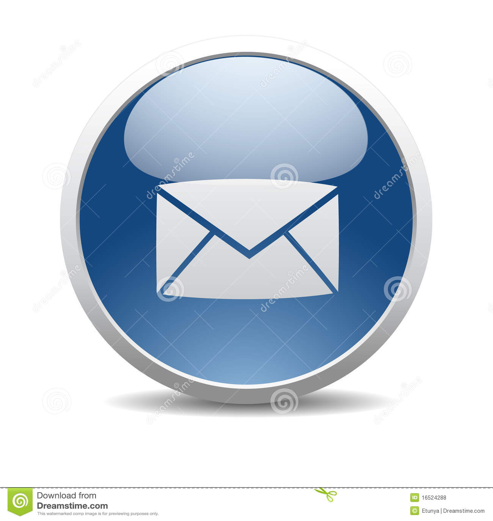 Icono del Internet del email