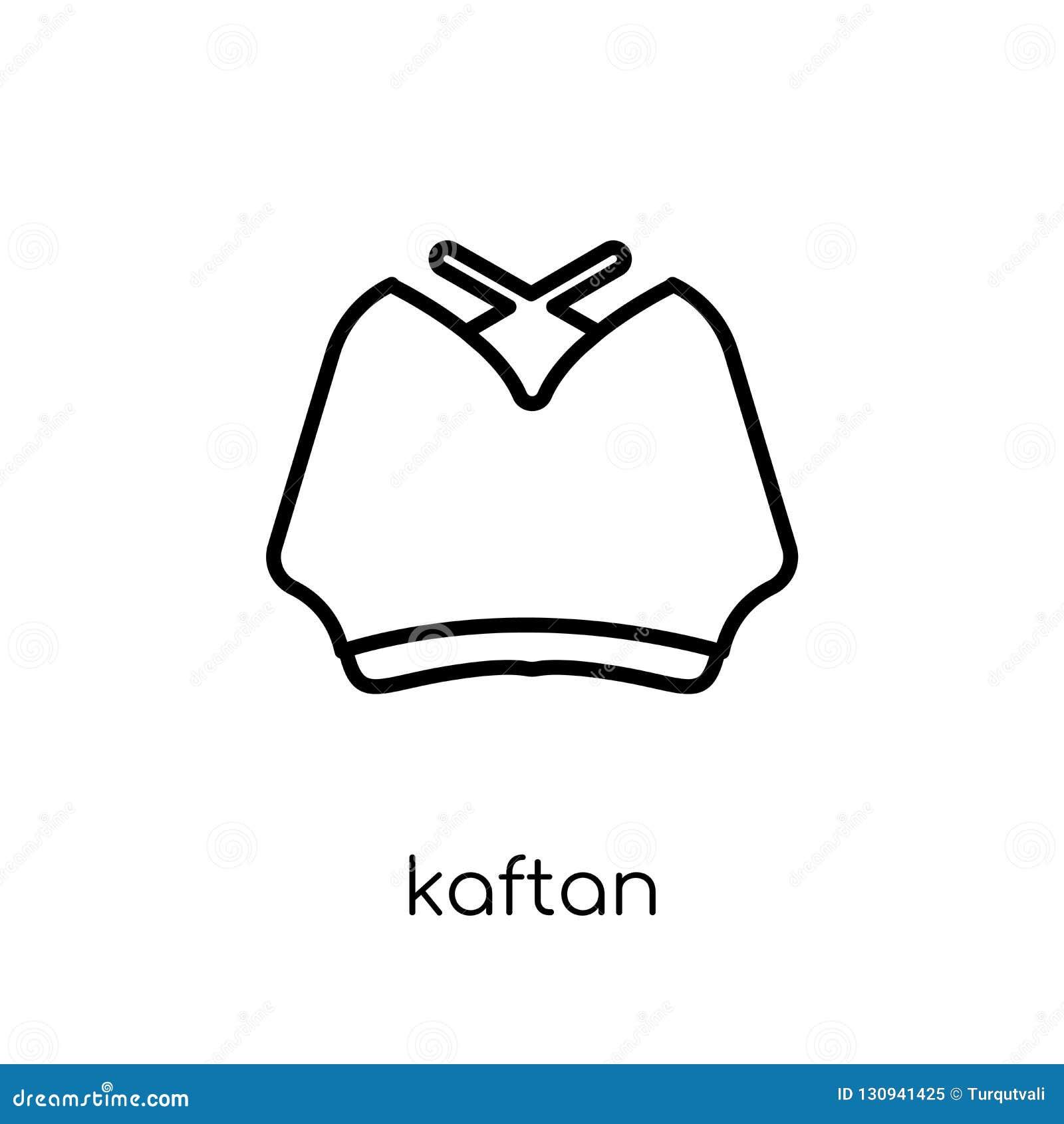 Icono del Kaftan de la colección del Kaftan