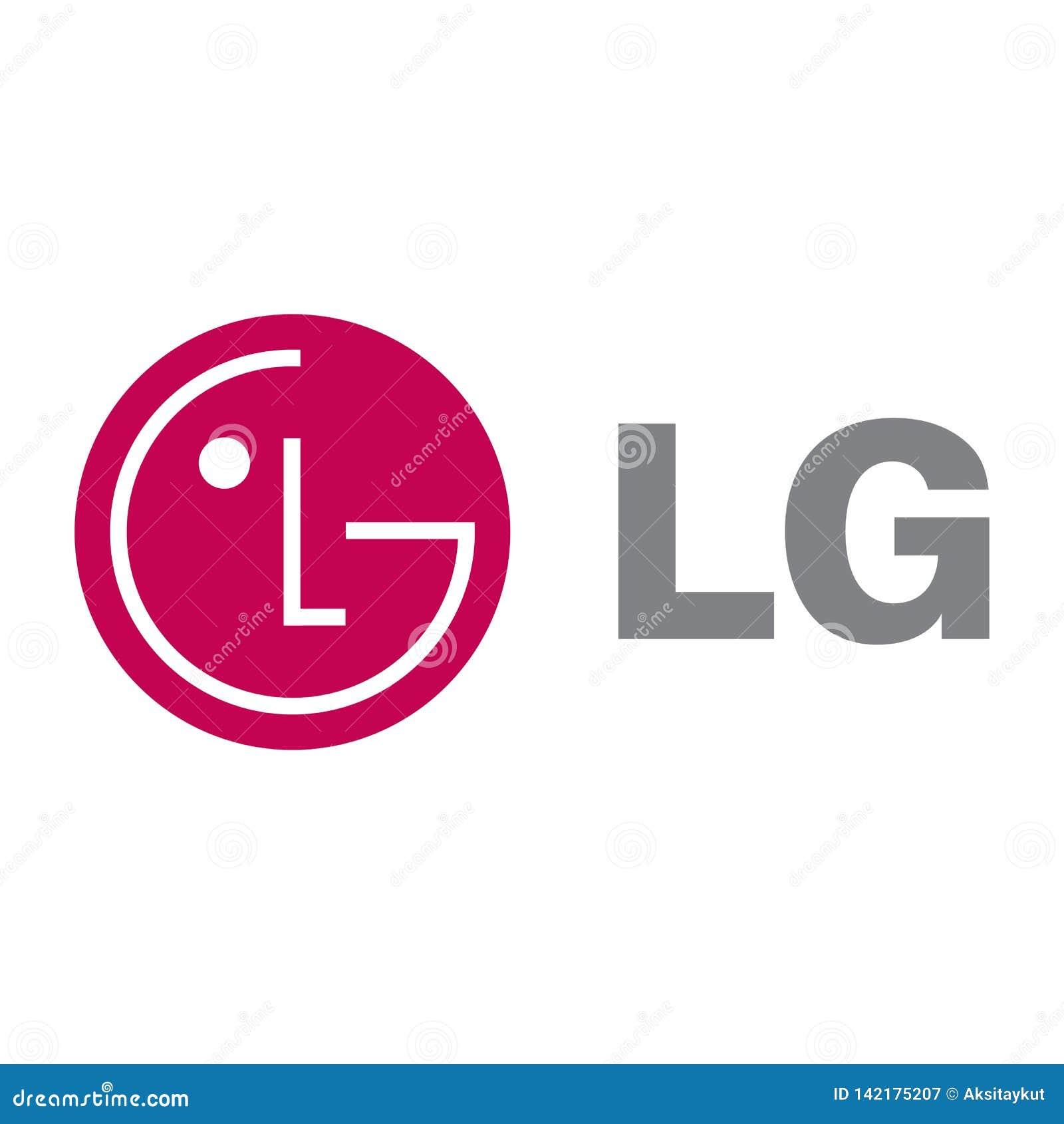 Icono del logotipo de LG Electronics