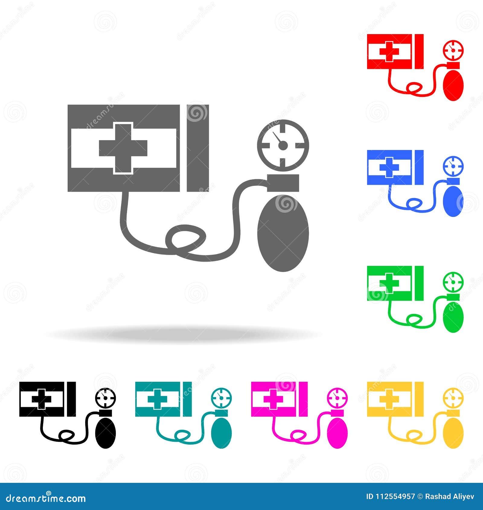 Imagen del gráfico de presión arterial