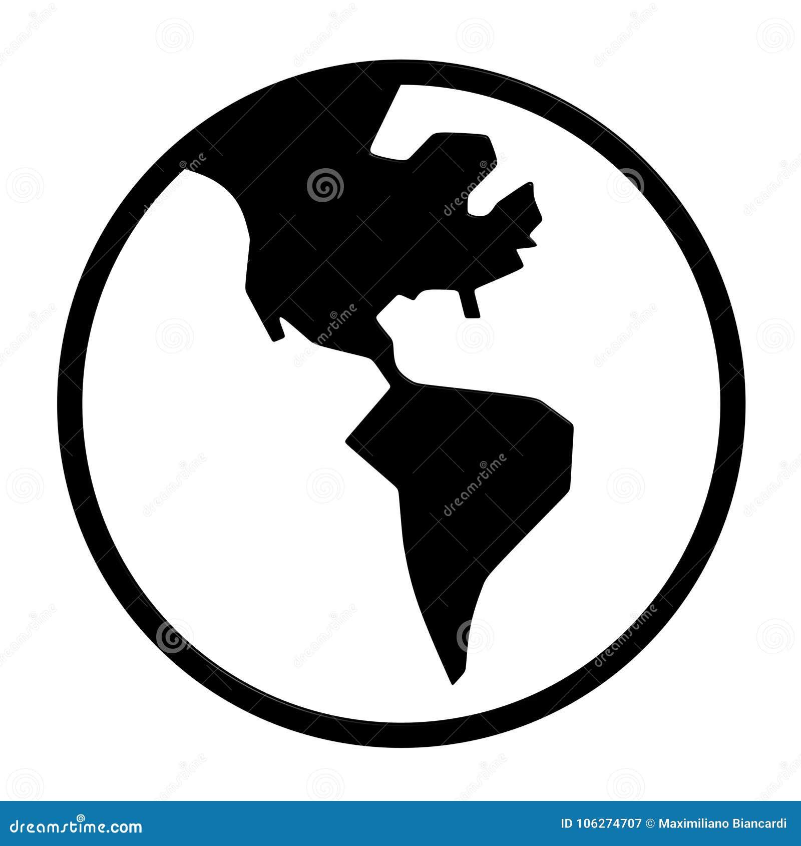 Icono del mundo