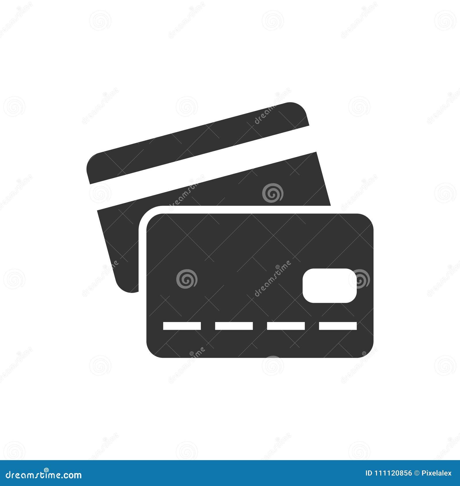tarjeta de crédito negro bailando