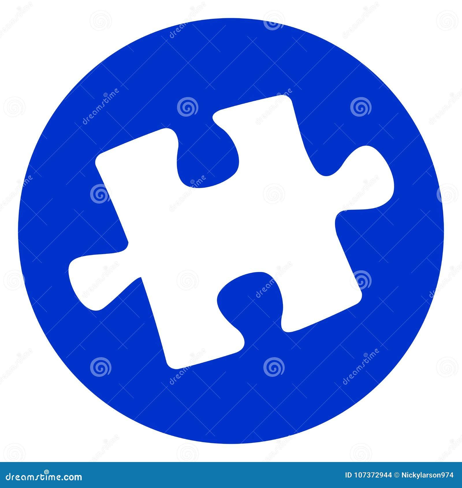 Icono del pedazo del rompecabezas