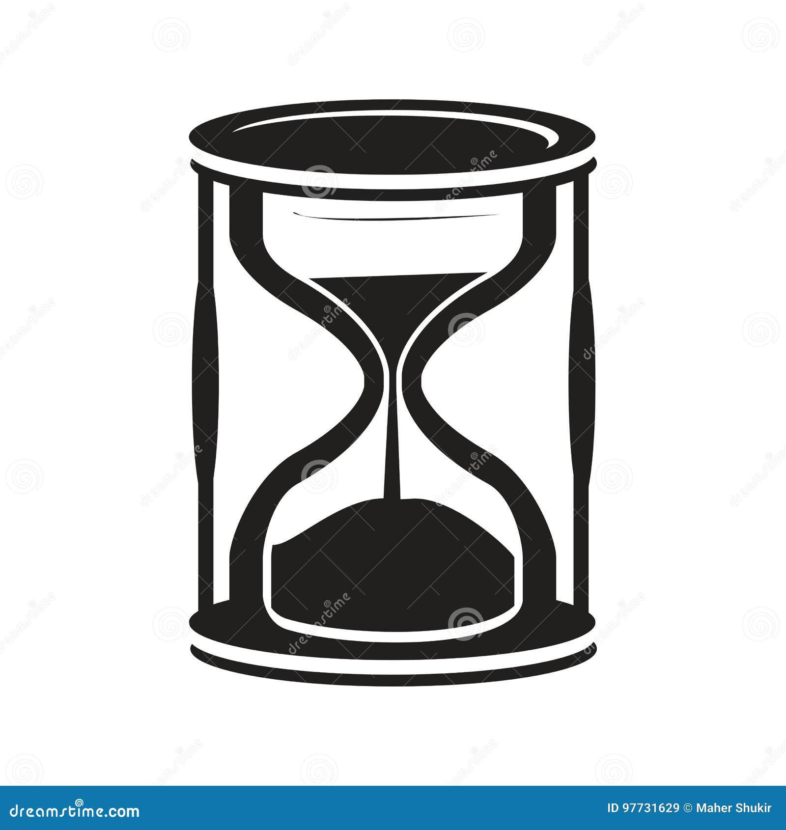 Icono del reloj de arena