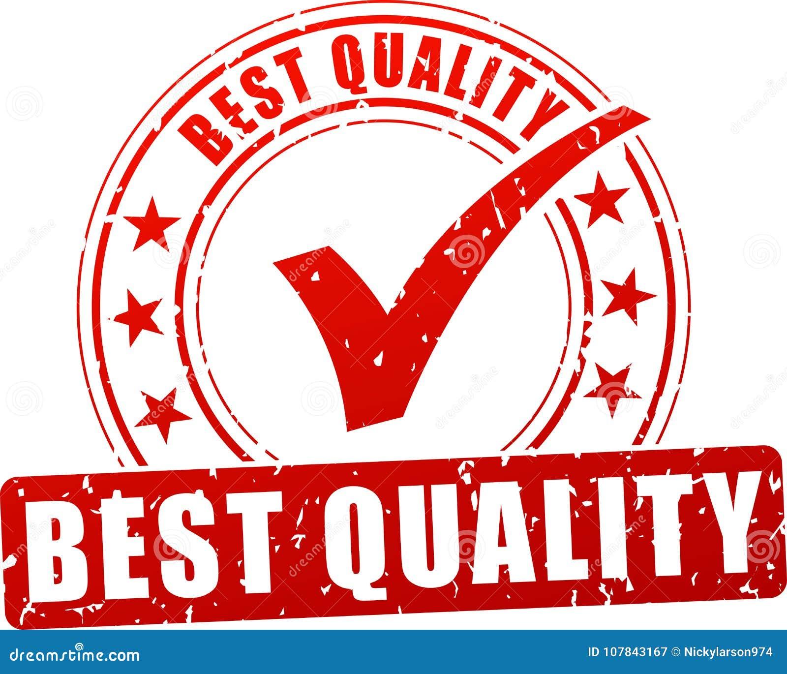 Icono del sello de la calidad