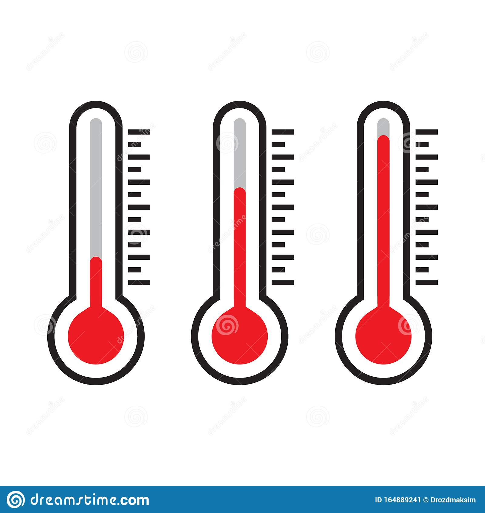 Icono Del Termometro Termometro Rojo Ilustracion Vectorial Aislada Ilustracion Del Vector Ilustracion De Vectorial Termometro 164889241 Descargue el vector de stock termómetro, medición, imagen vectorial icono de temperatura. vectorial aislada
