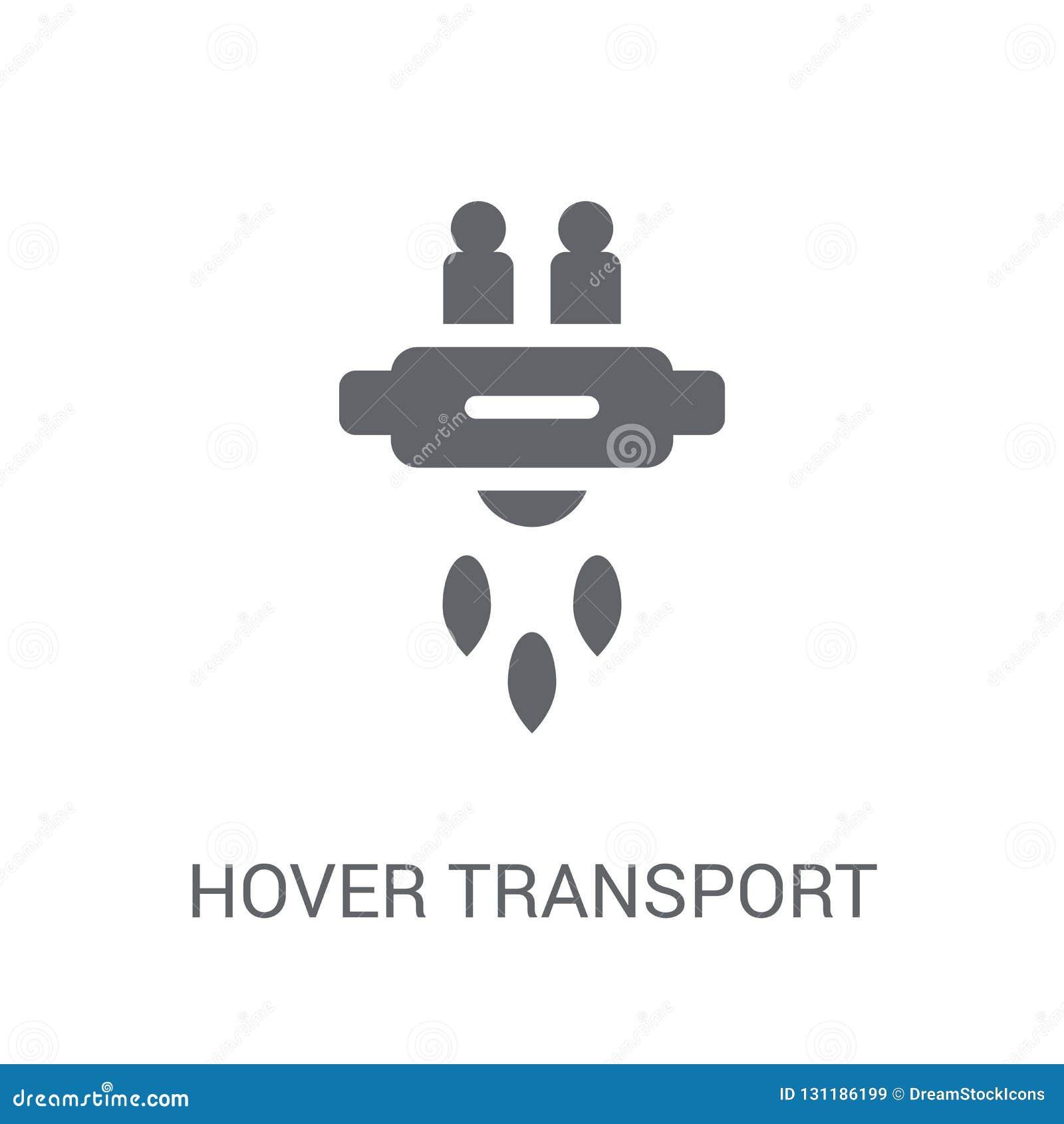 Icono del transporte de la libración
