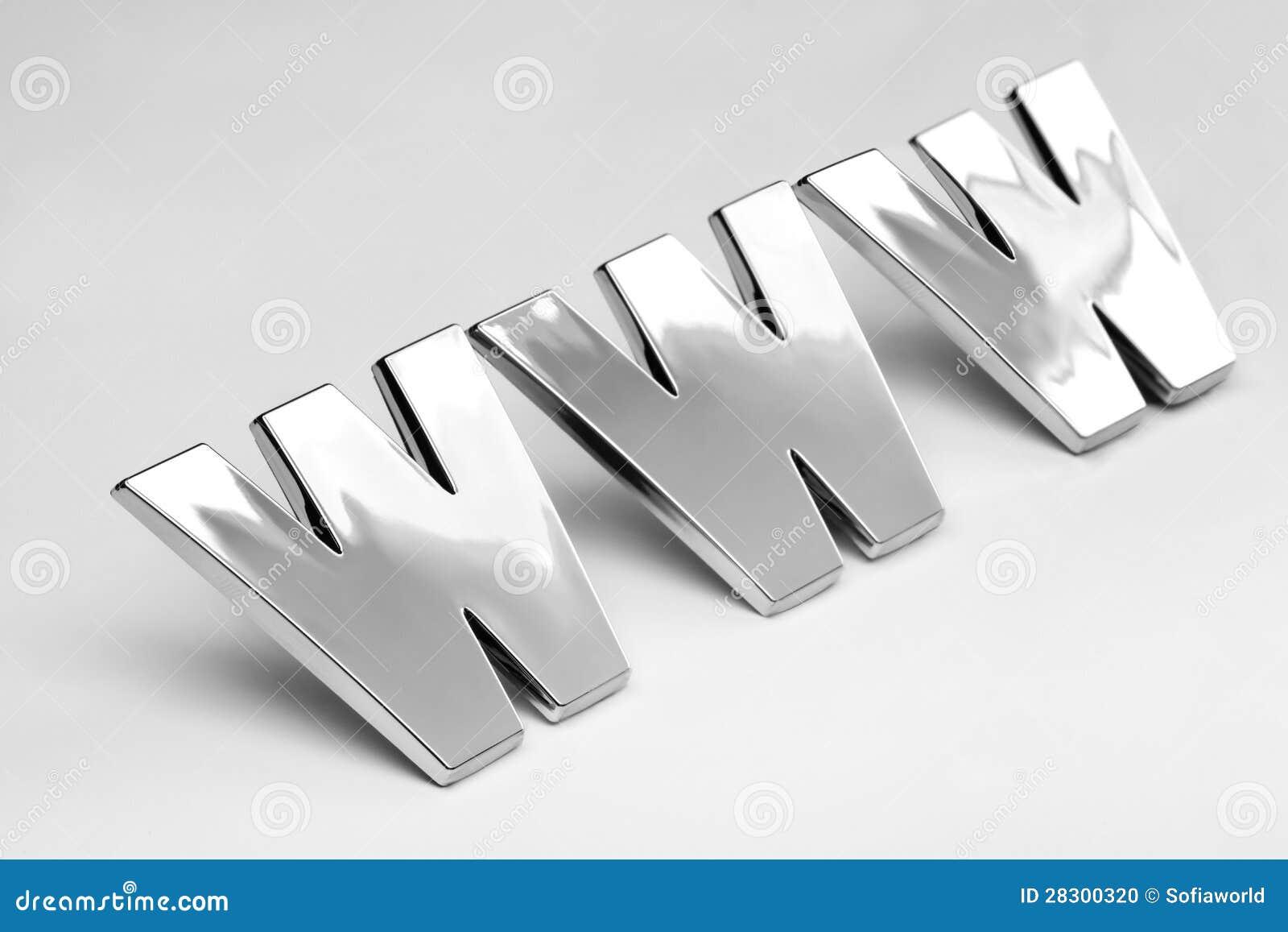 Icono del World Wide Web