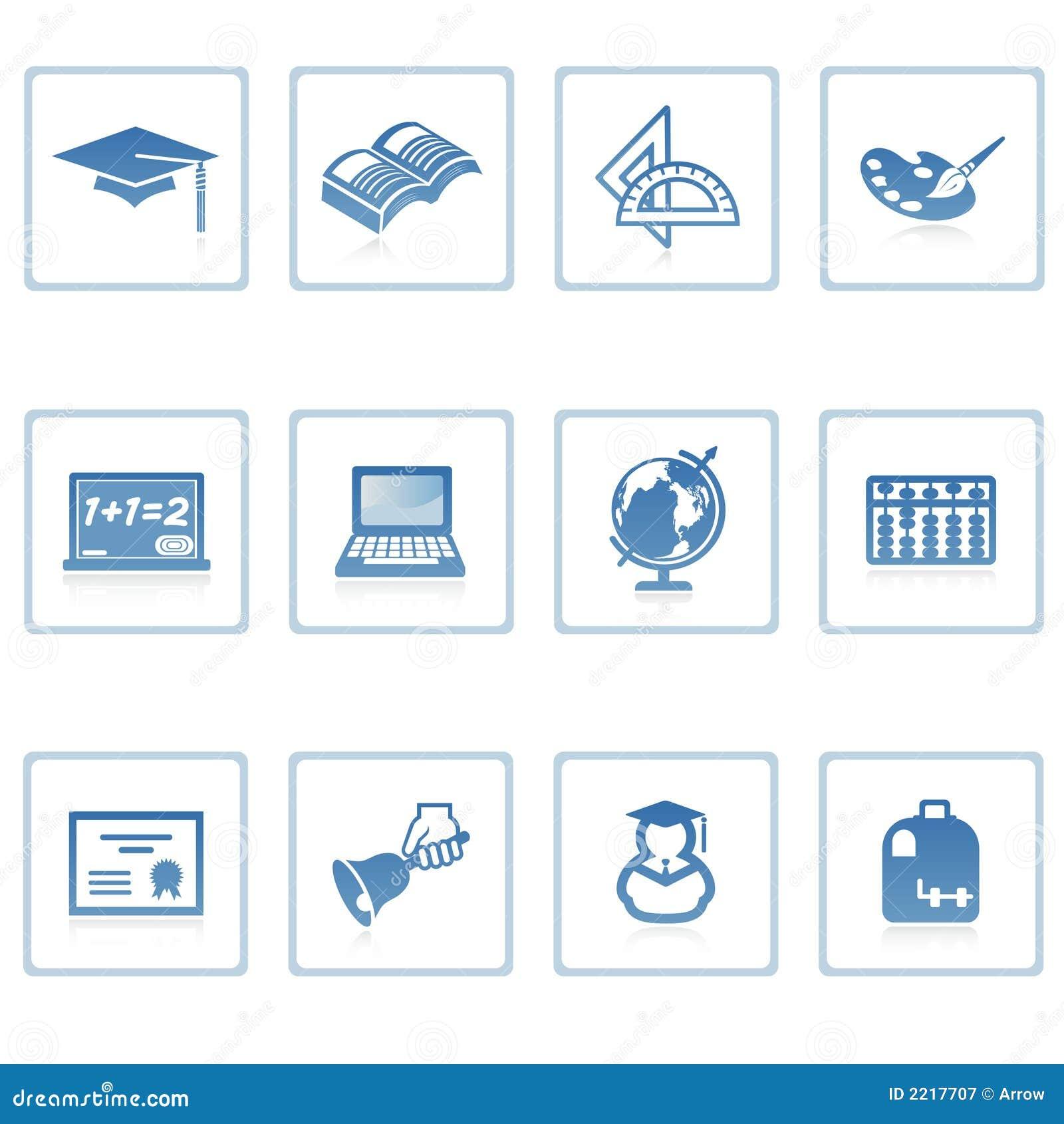Icono II de la educación