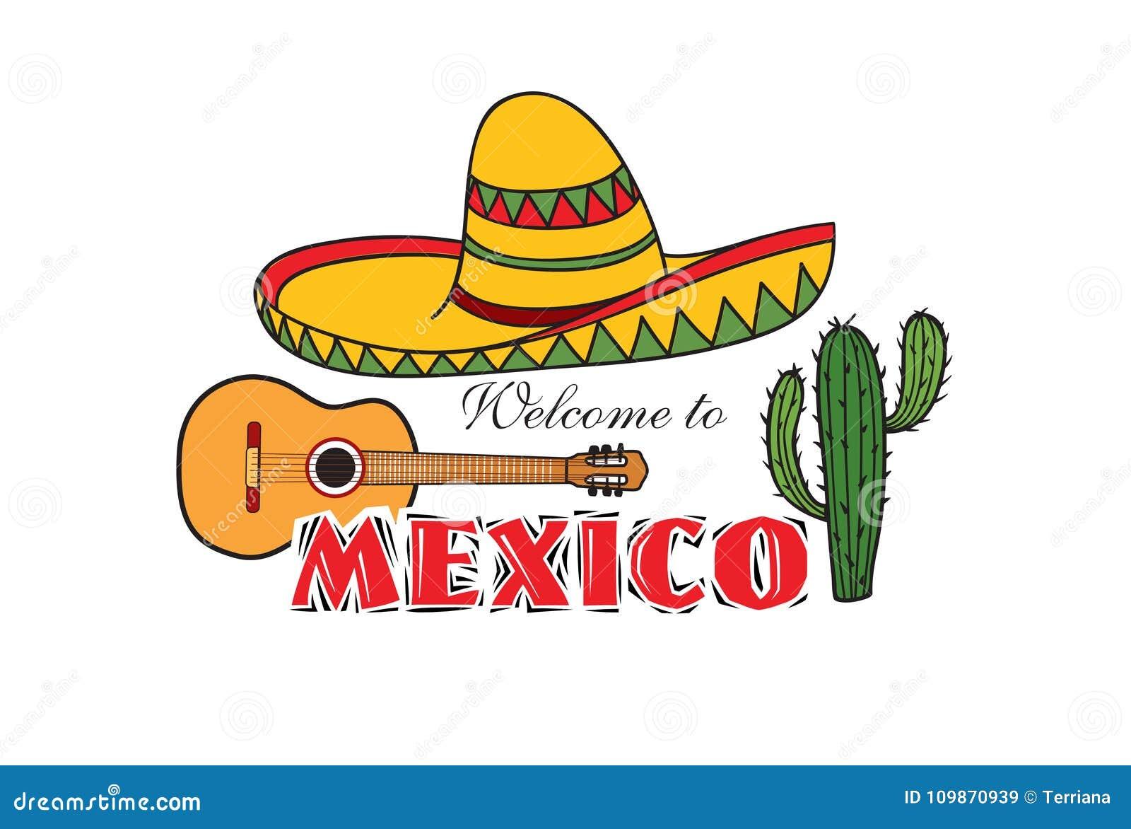 Icono mexicano Recepción a la muestra de México Muestra del viaje con el  cactus b6c1576e465