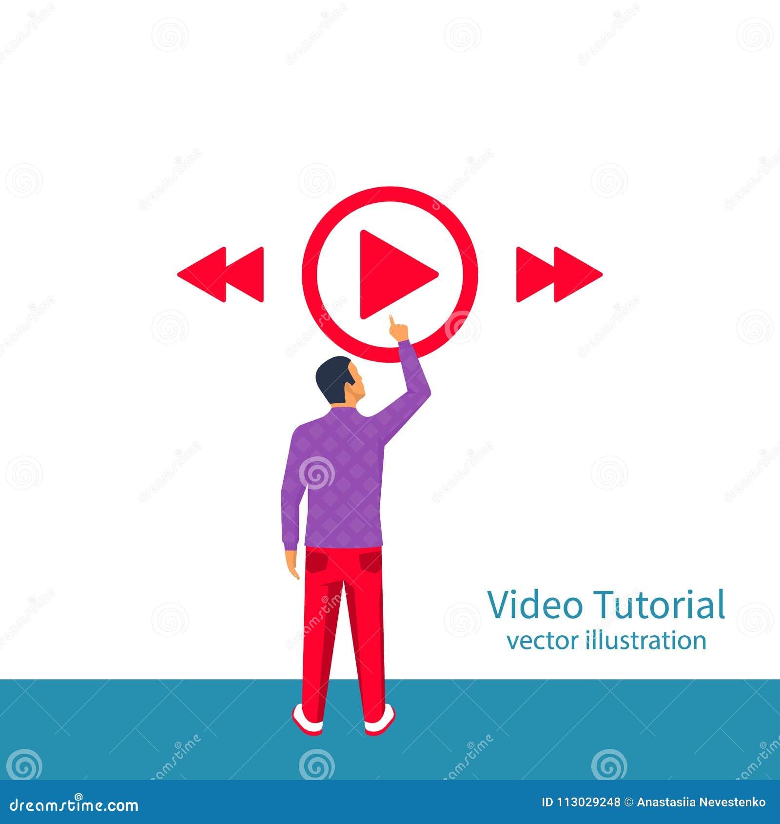 Icono preceptoral video