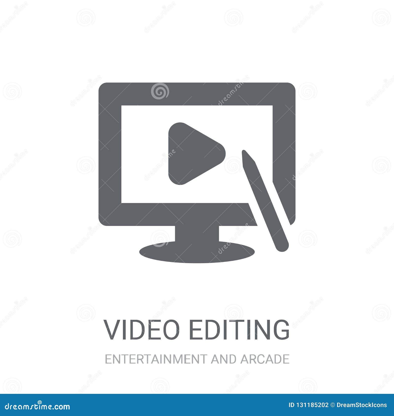 Icono que corrige video