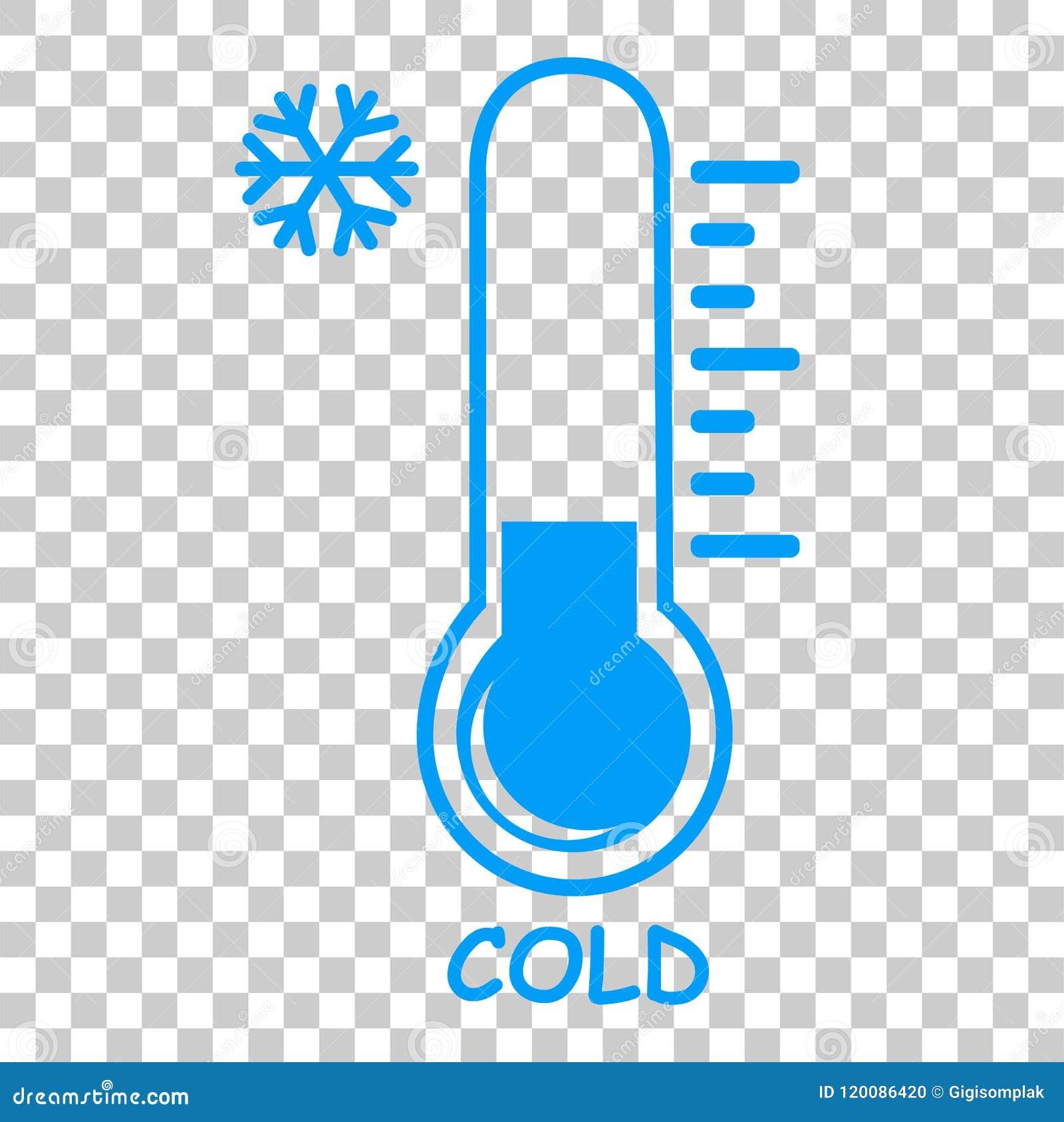 Icono Simple Termometro Liquido Frio En El Fondo Transparente Del Efecto Ilustracion Del Vector Ilustracion De Icono Verde 120086420 Para medir la temperatura sin un termómetro, tienes que hacer lo siguiente: icono simple termometro liquido frio