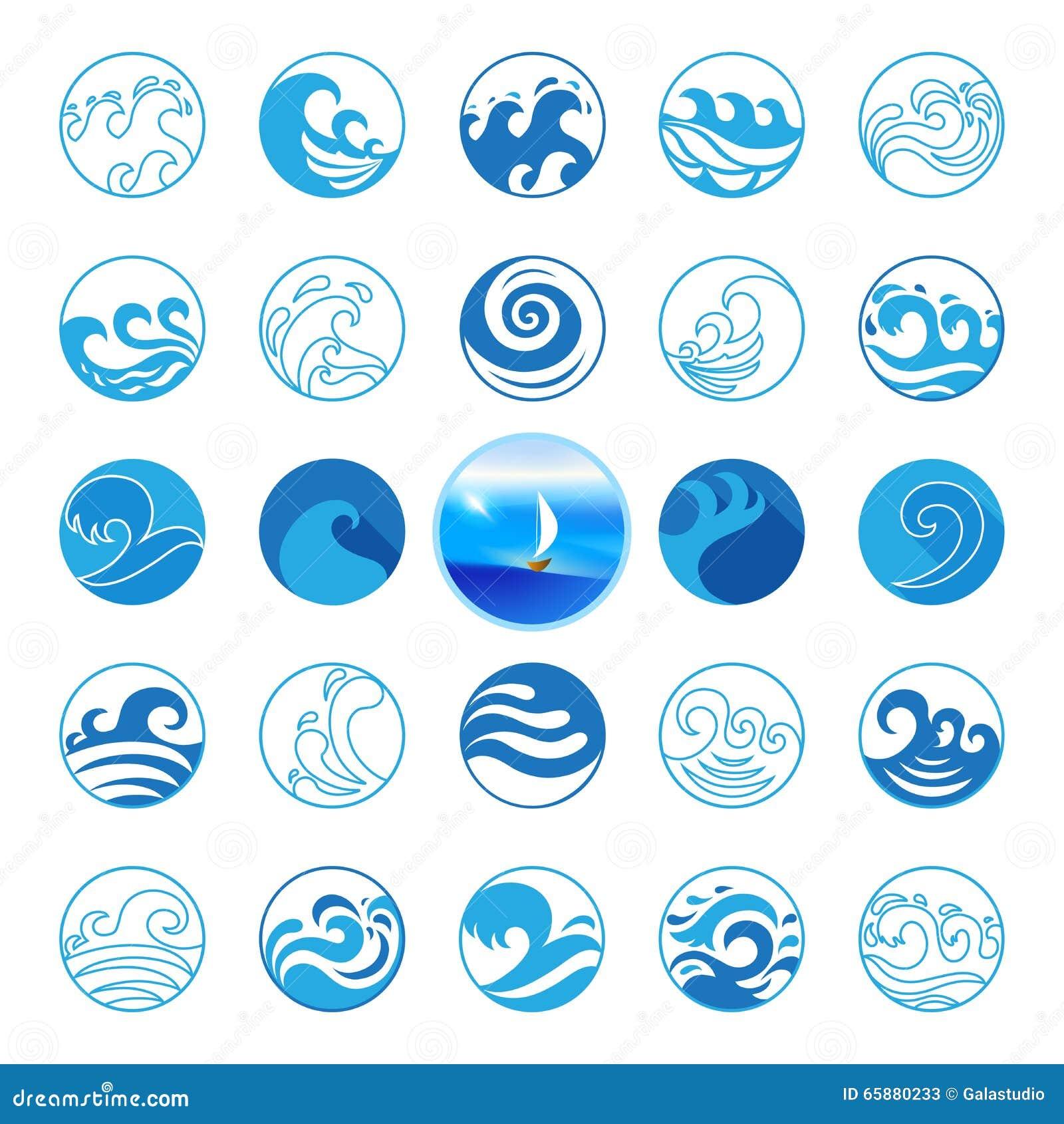 Blue Whale Logo Design
