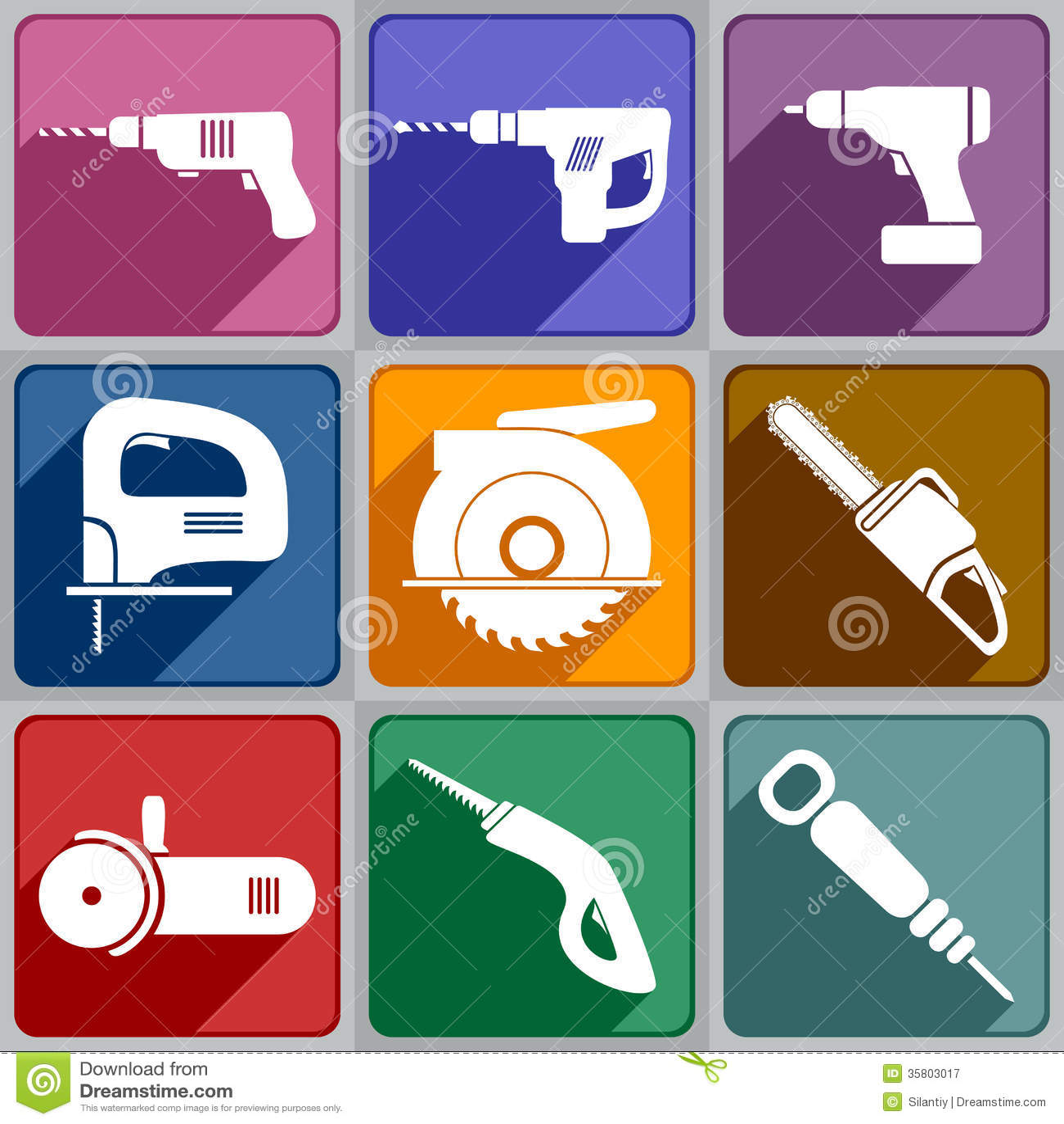 las herramientas electricas: