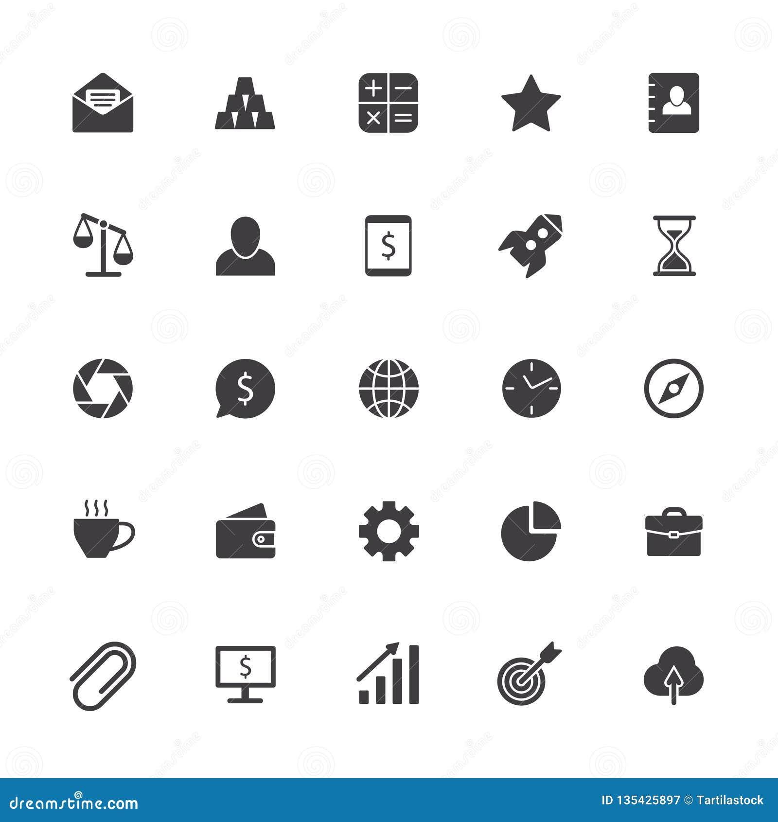 Iconos del asunto Muestra del trabajo en equipo de la oficina, símbolo de la colaboración del negocio y silueta aislada gestión d