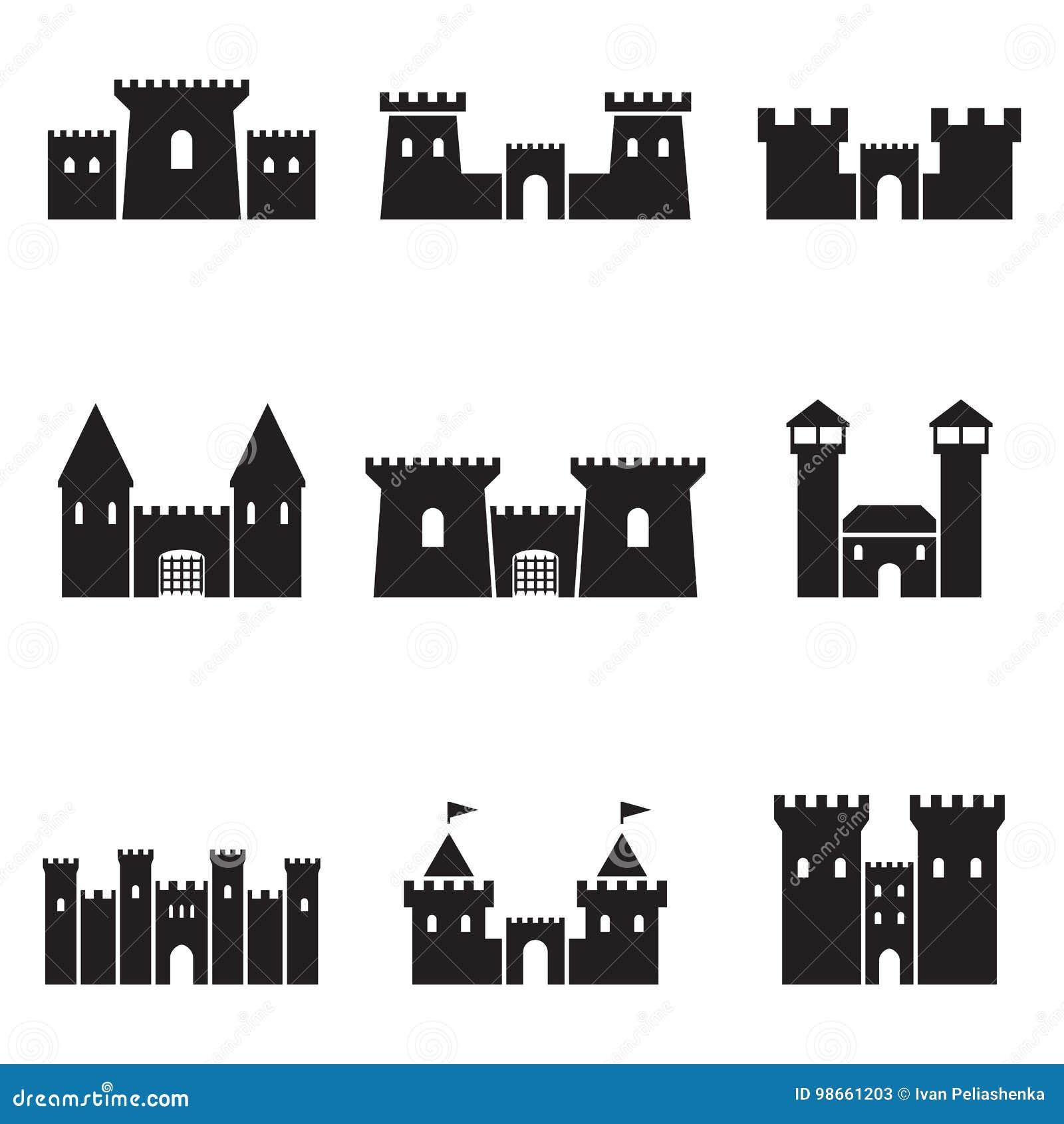 Iconos del castillo