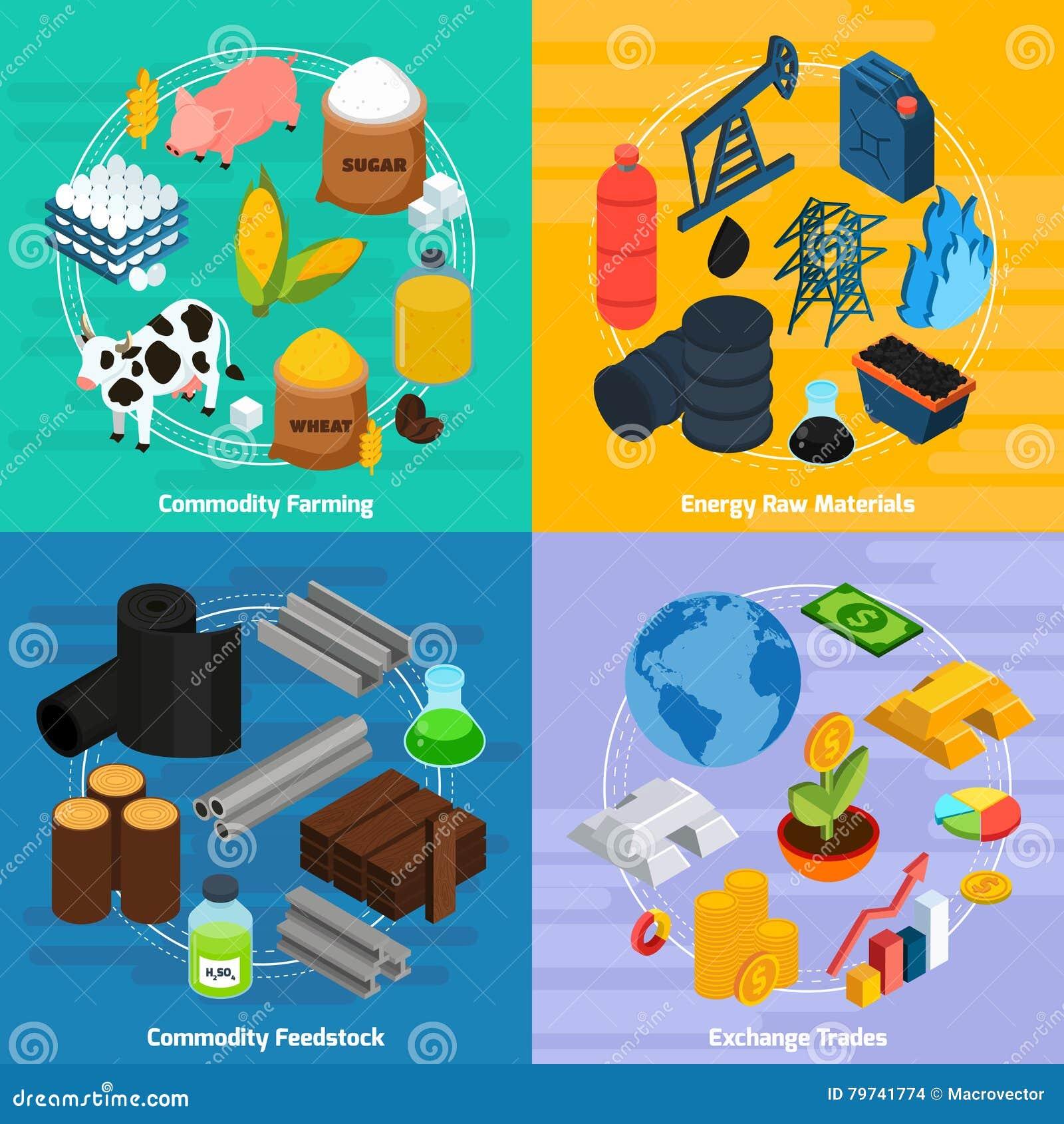 Iconos del concepto de la materia fijados