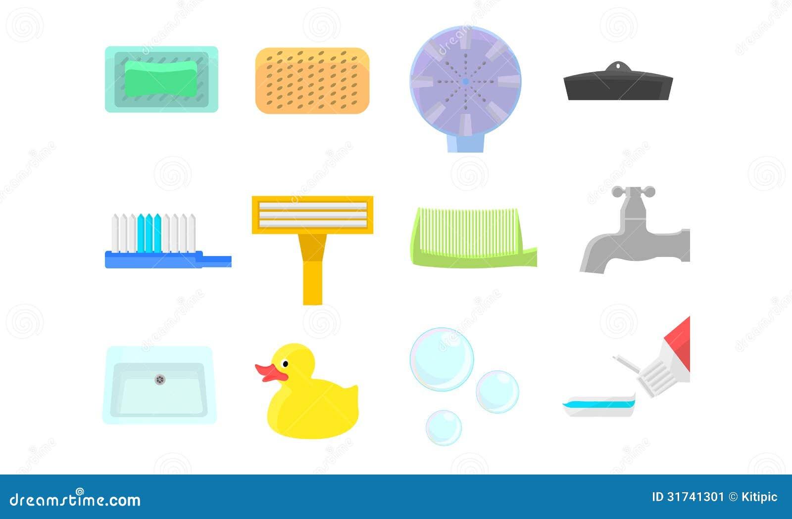 Imagenes de objetos del ba o - Cosas para el bano ...