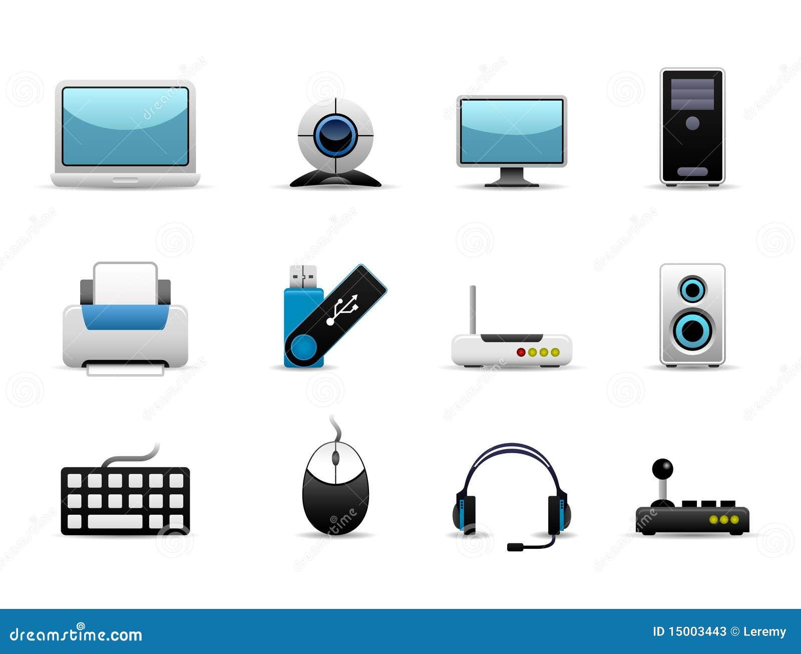 Hardware y software elementos y conceptos de una computadora for Elementos de hardware