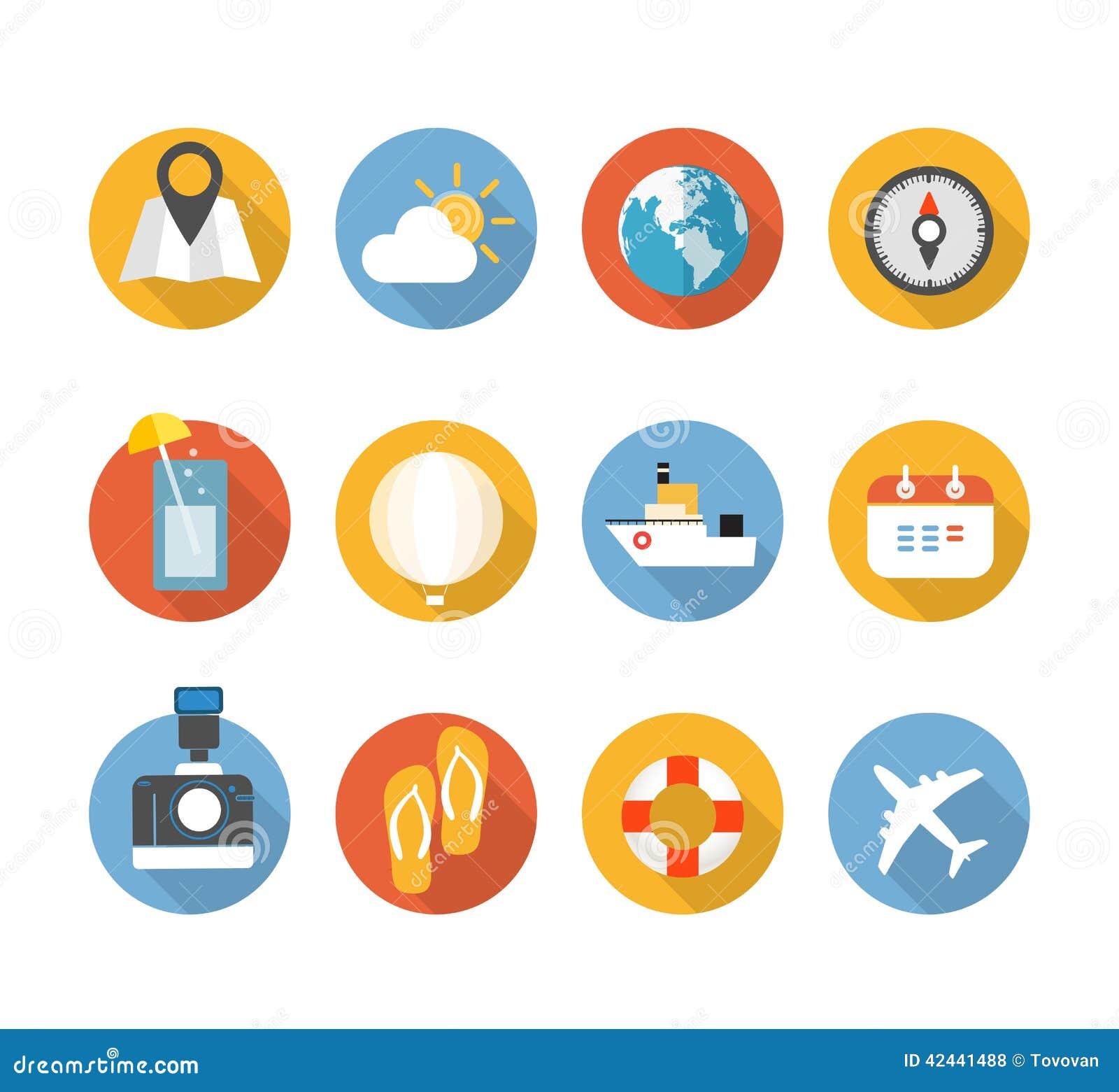 Iconos del interfaz del color