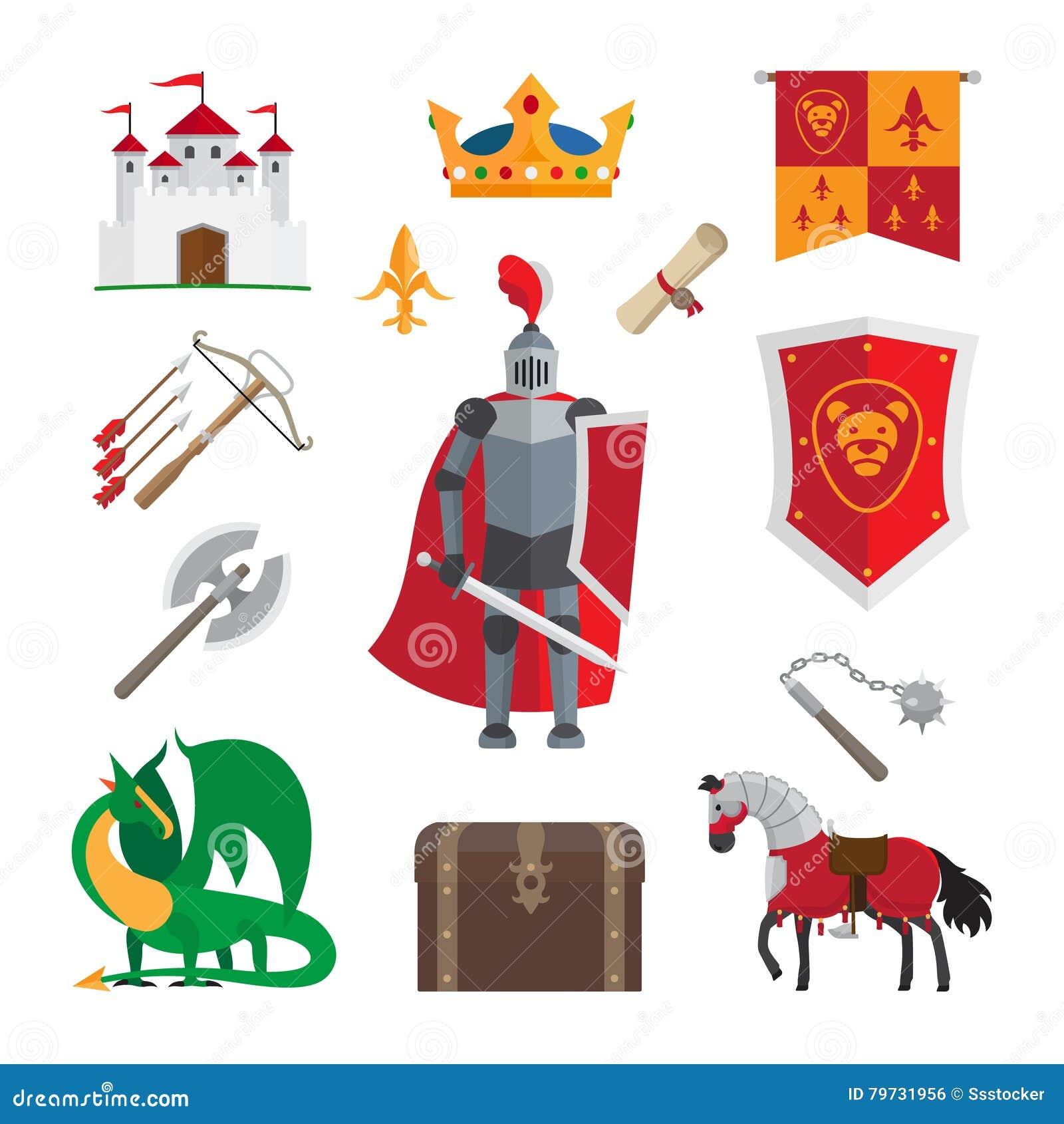Iconos medievales del reino