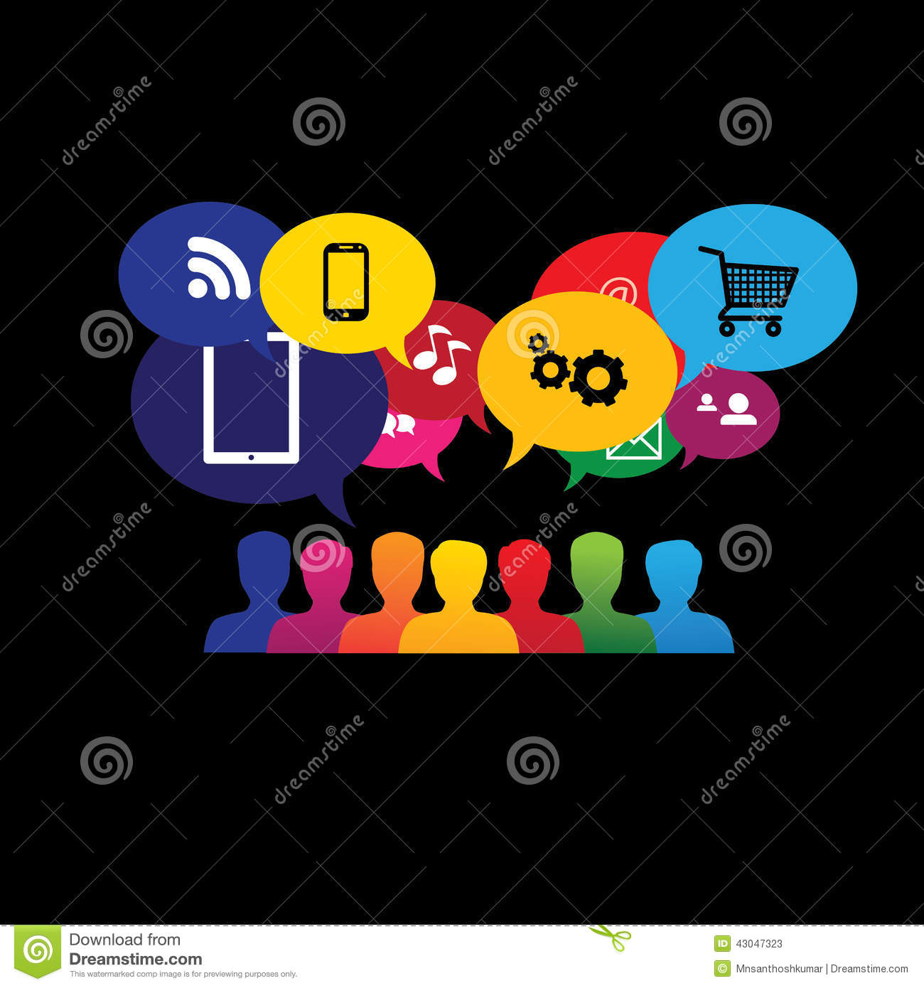 a discussion on online social interaction Advantages and disadvantages of online communication  documented: unlike  verbal conversation, online discussion is lasting and can be.