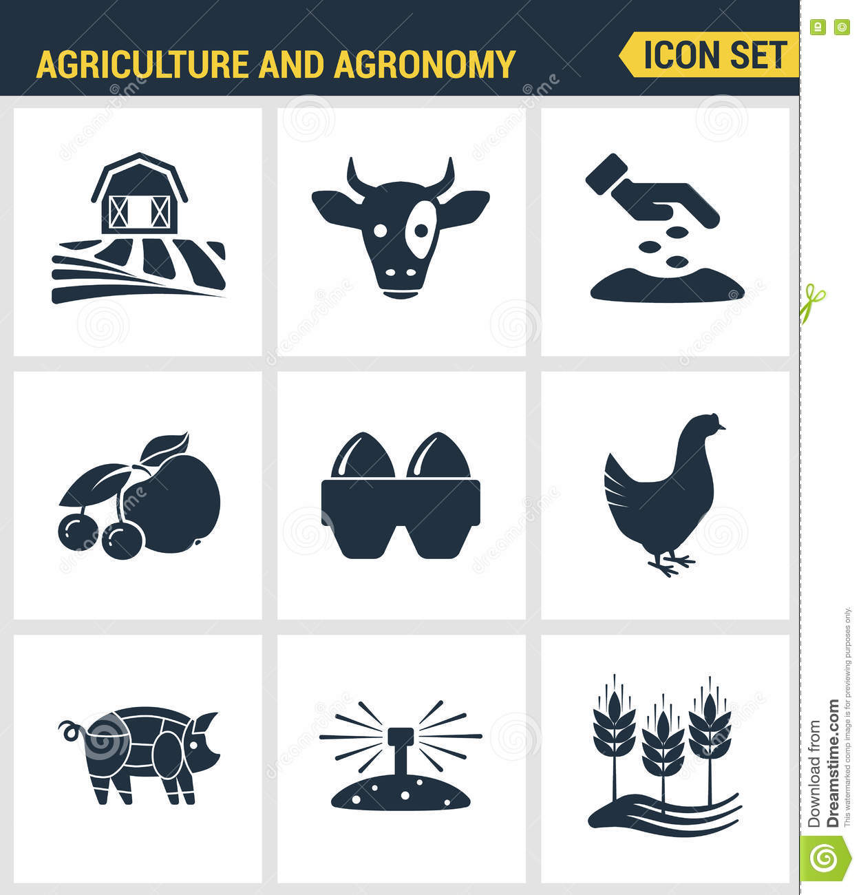 agriculture modern agronomy •agronomy is the branch of agriculture that treats of the principals and practice of crop production and field management, the terms was derived from two greek words.