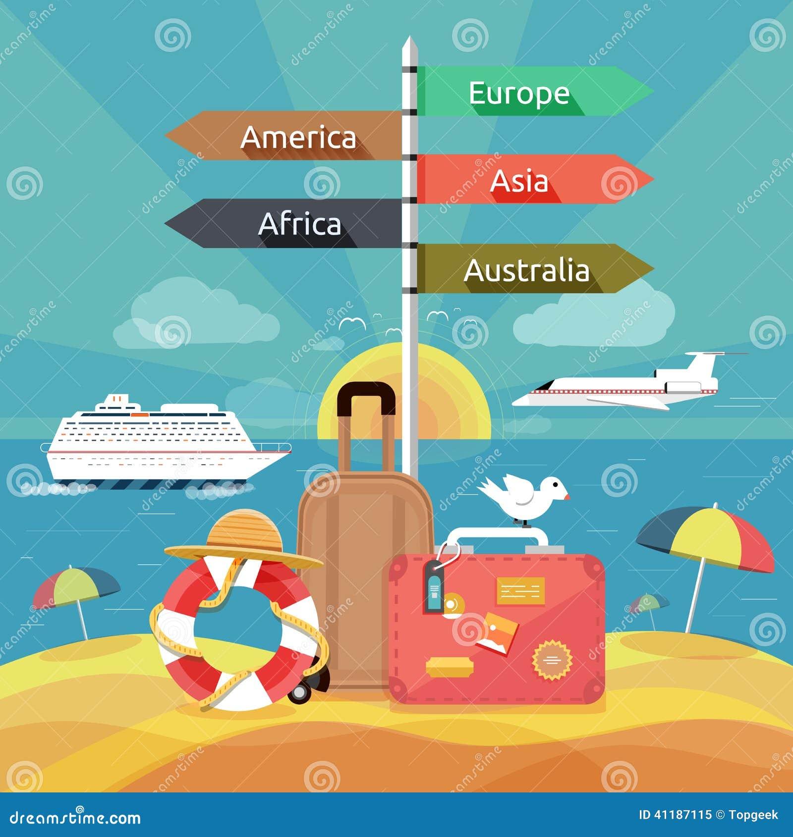 Types of Tourism