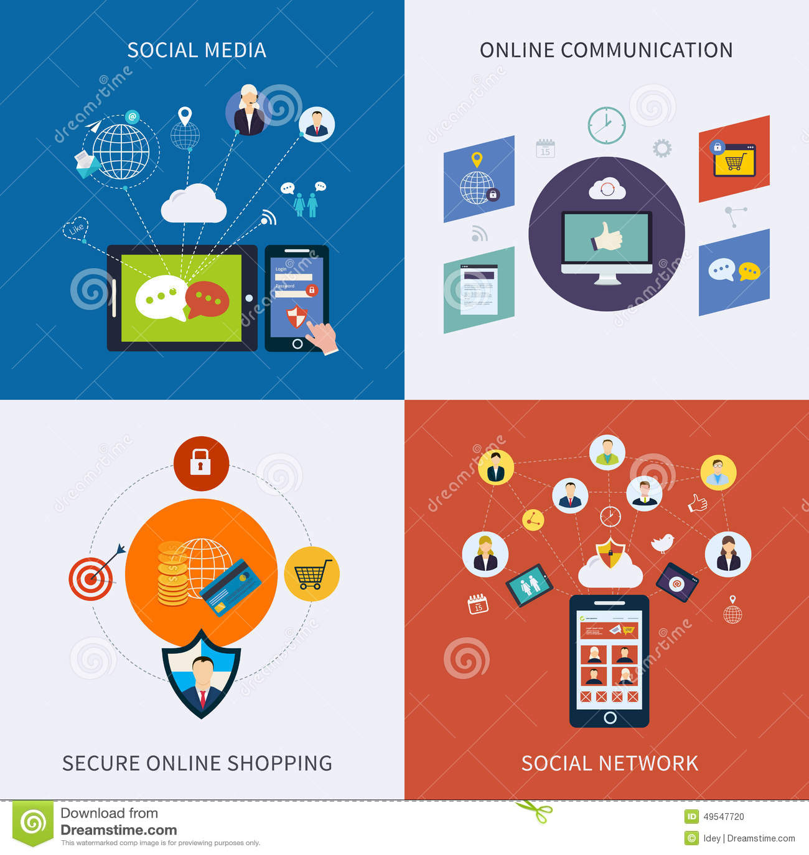 Online booty social