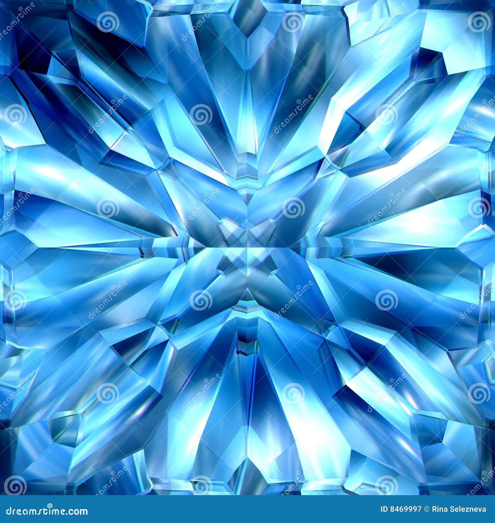 Icy kristaller