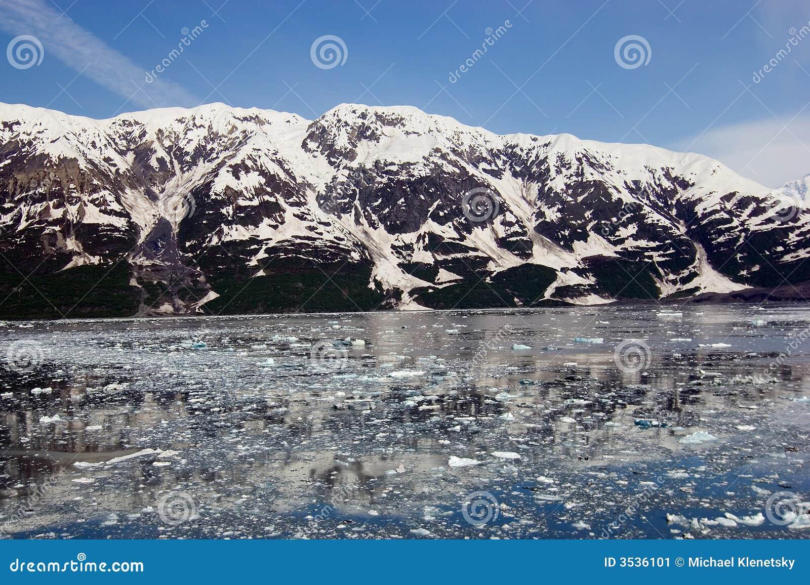 Icy vatten