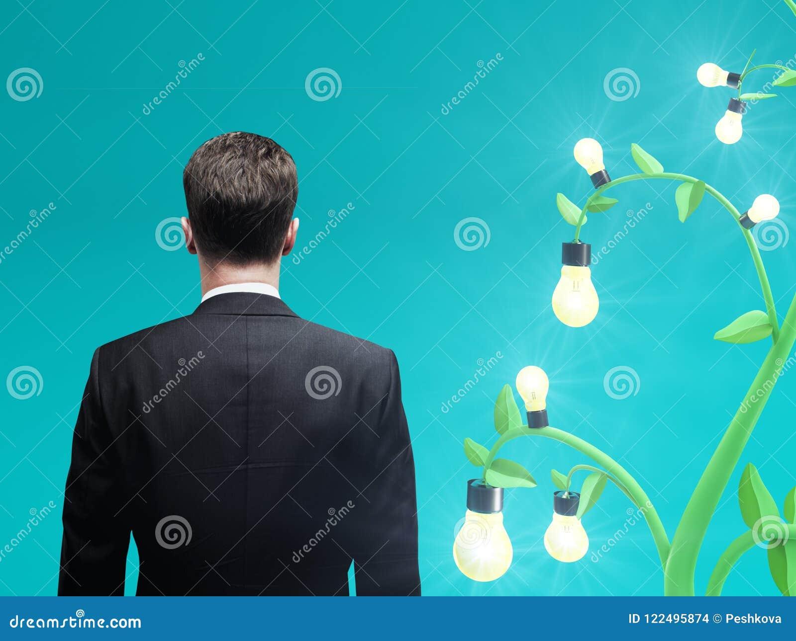 Idée et concept de créativité