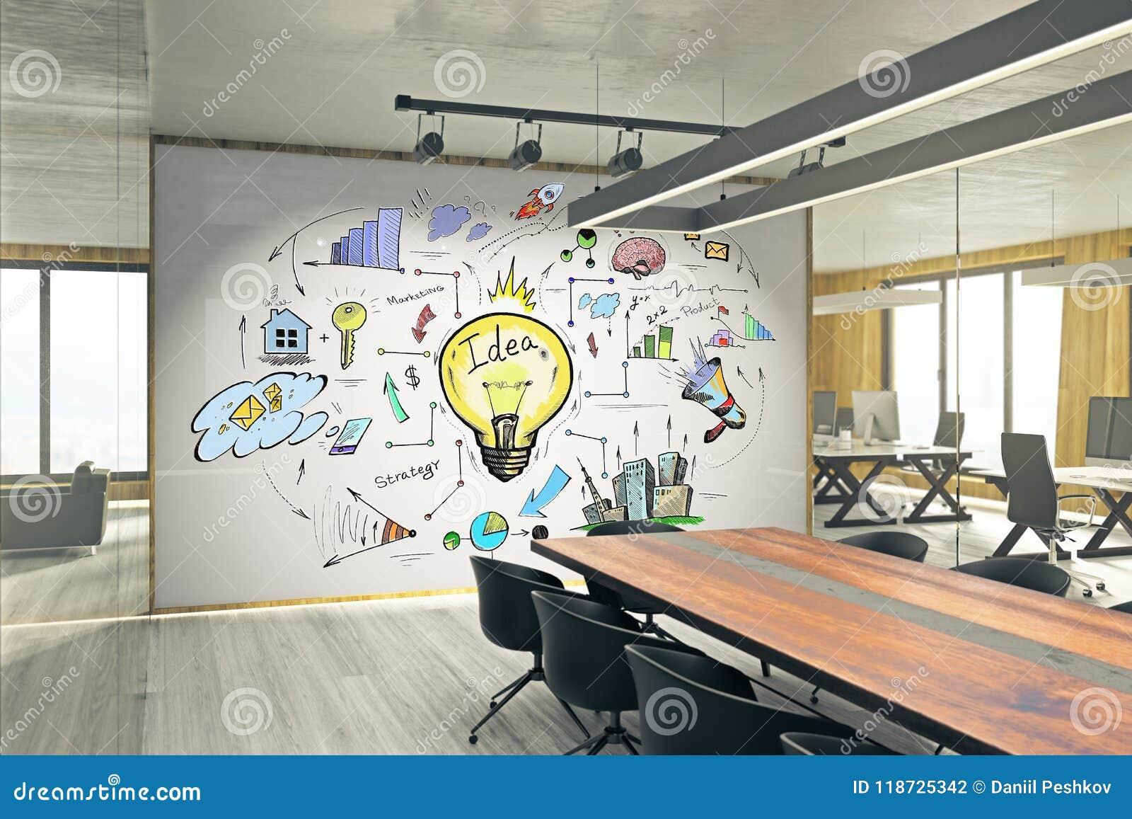 Idée et concept de finances