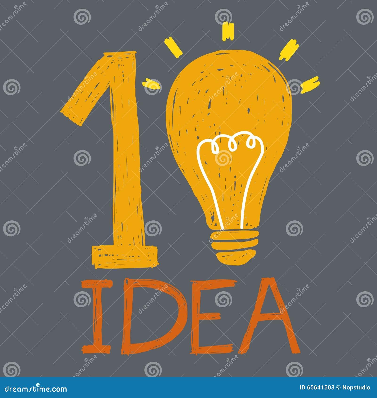 Idée et technologie