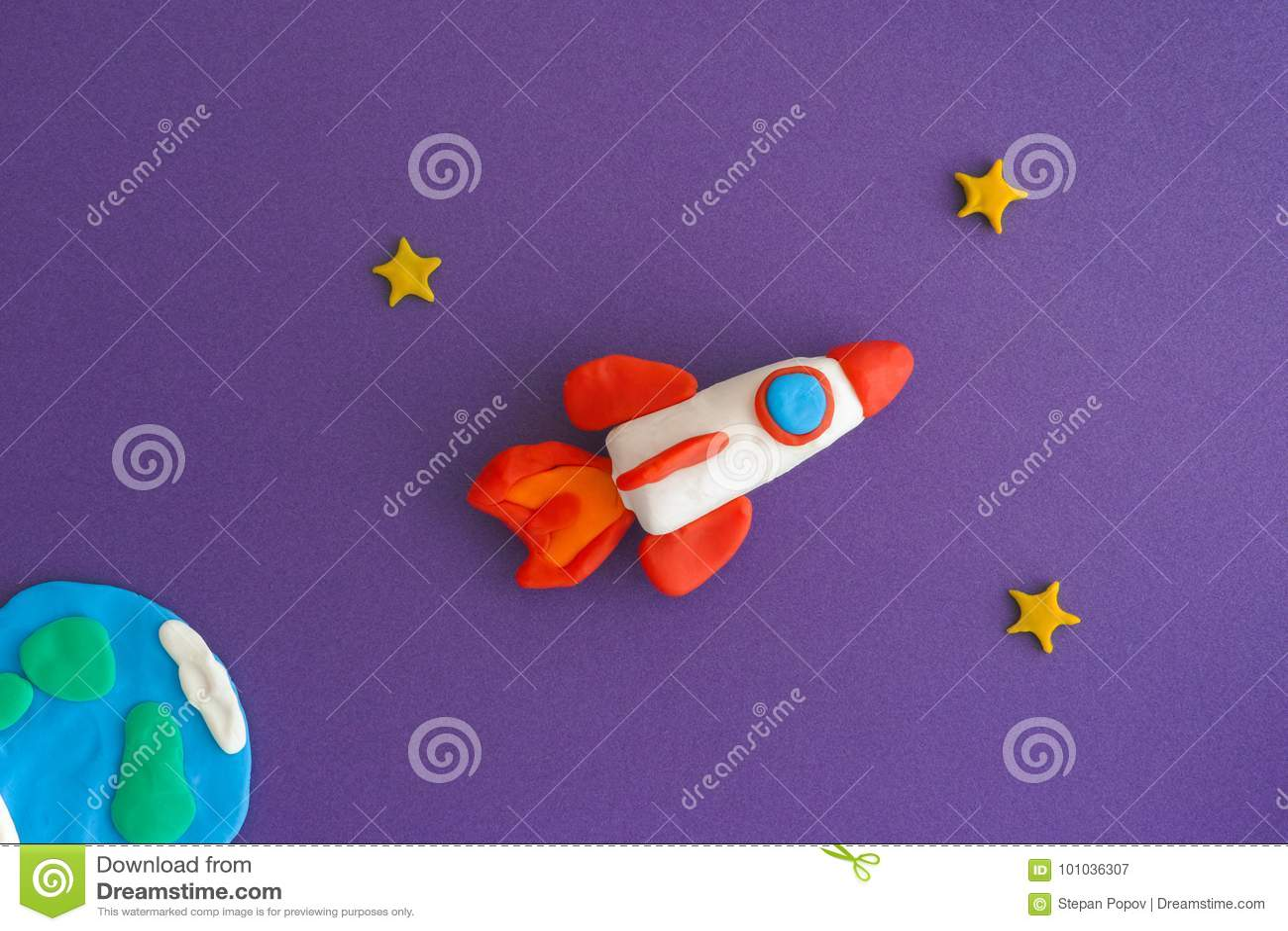Idées de Rocket Blasting Off For New de l espace