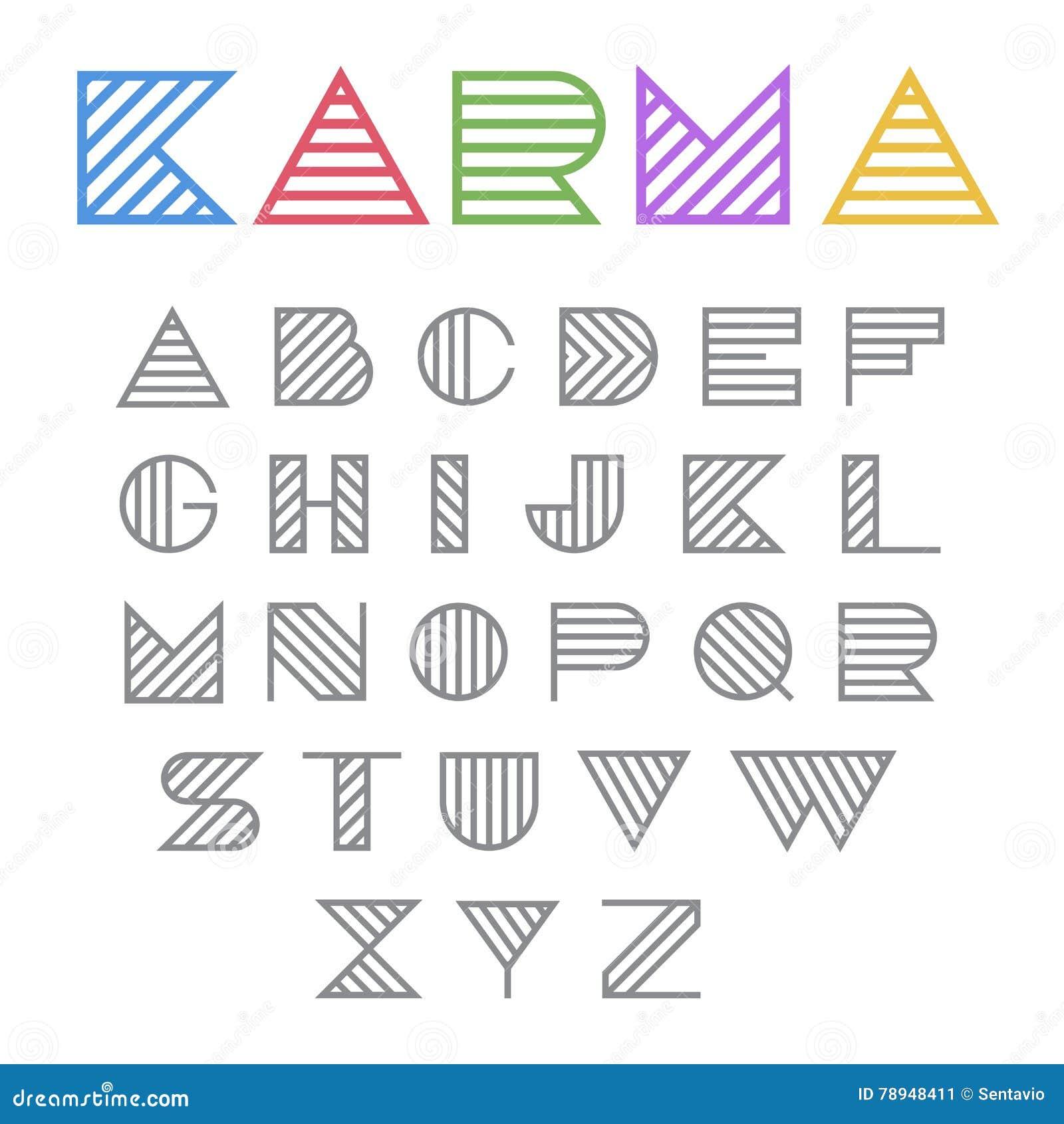 Idérikt abstrakt begrepp för vektor för logo för designmodestilsort
