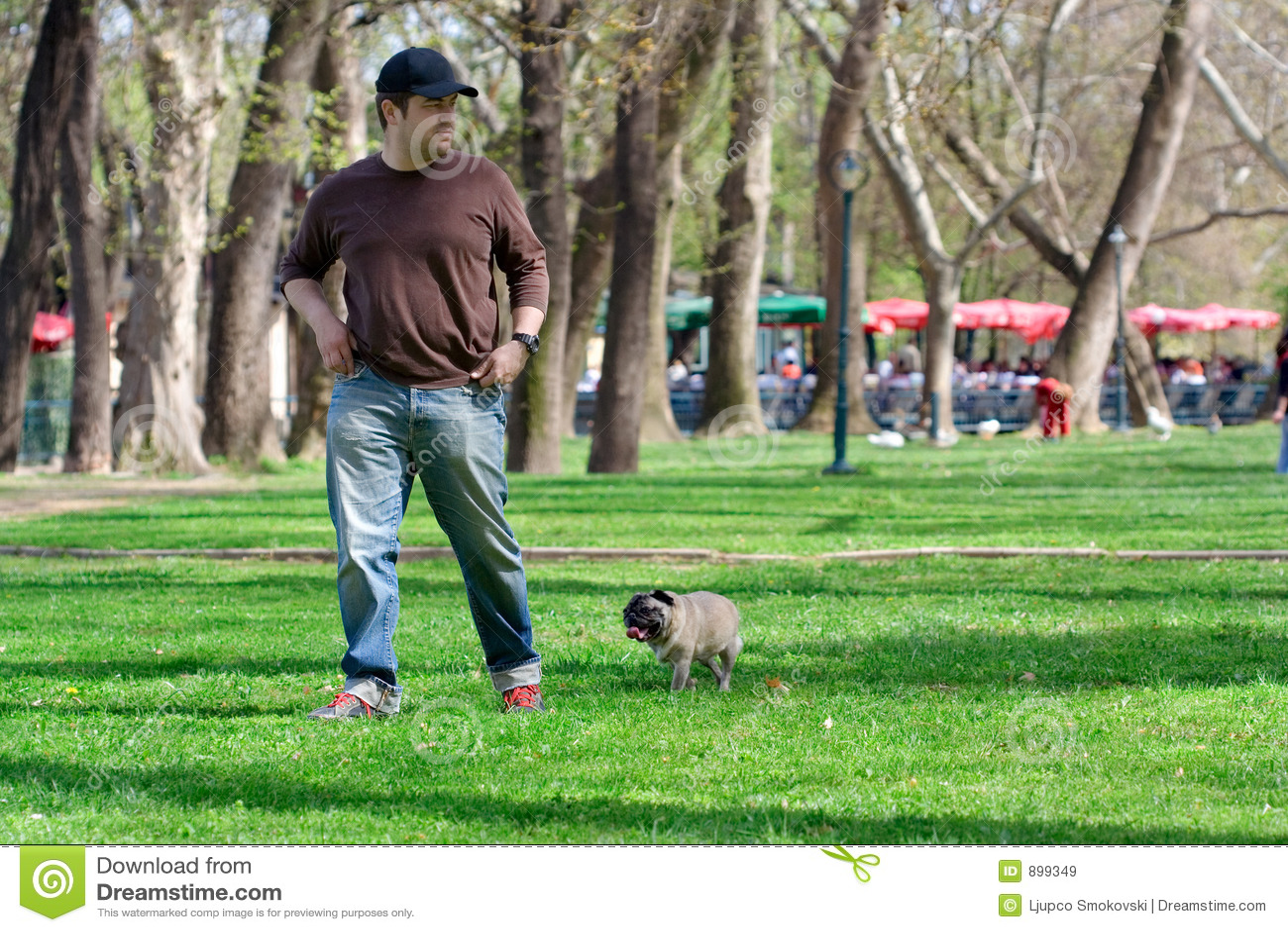 Idź do parku