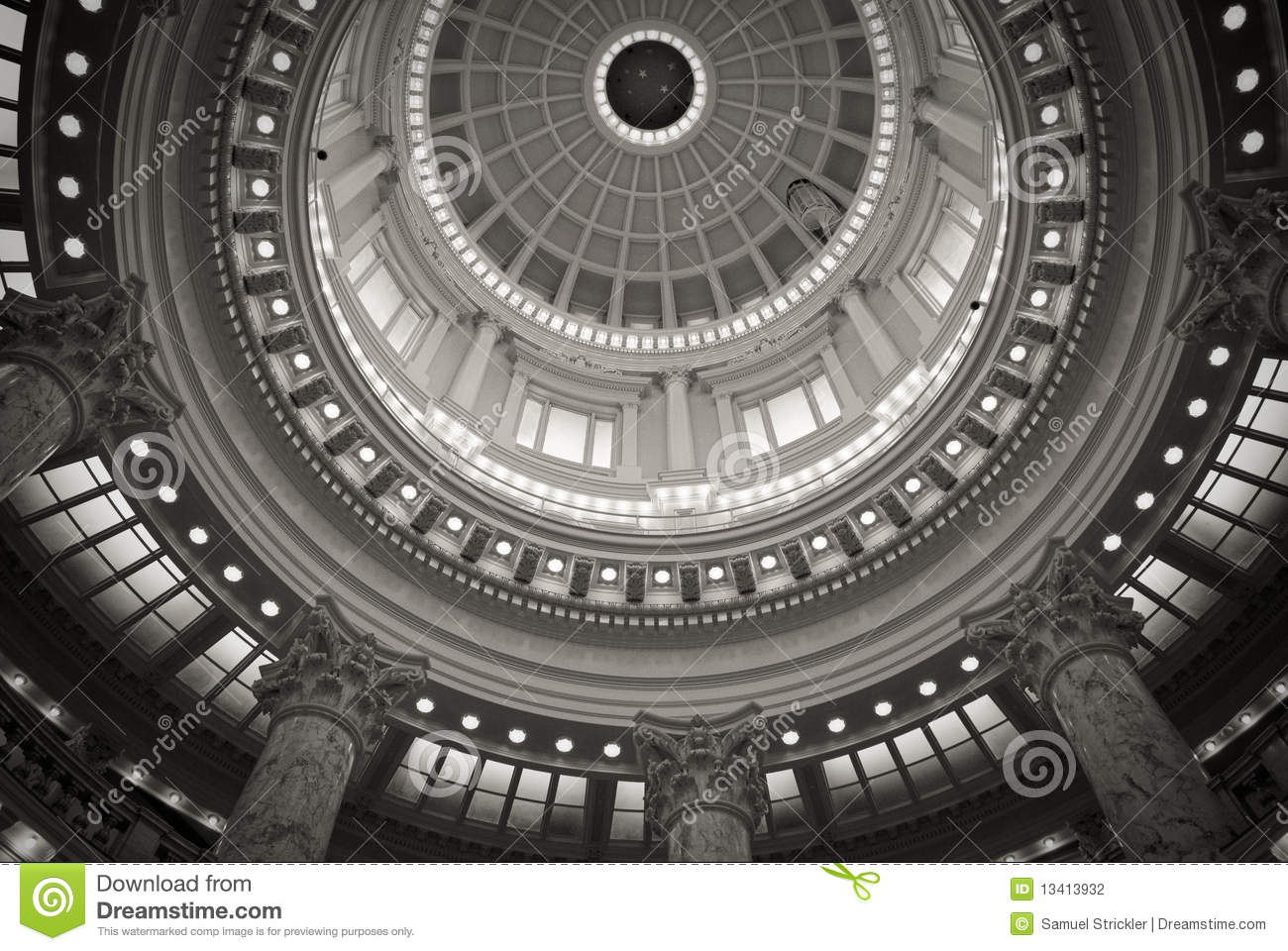 Download Idaho State Capitol Building Stock Photo - Image of light, beautiful: 13413932