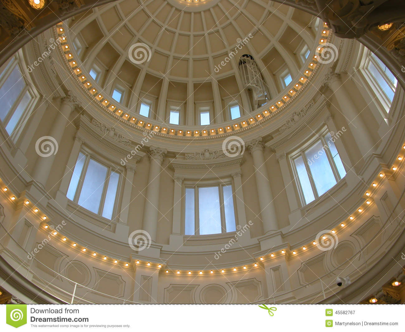 Idaho State Capitol Building Vector