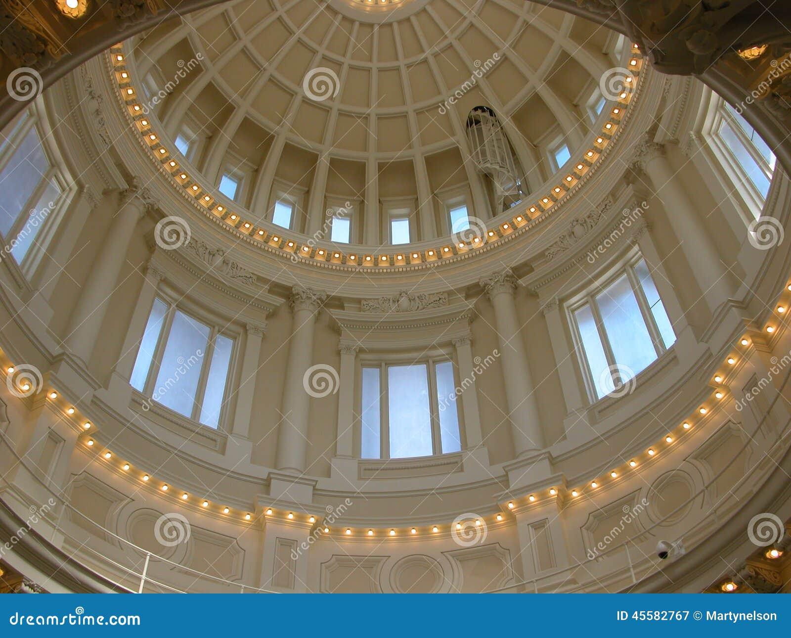 Idaho State Capitol Rotunda