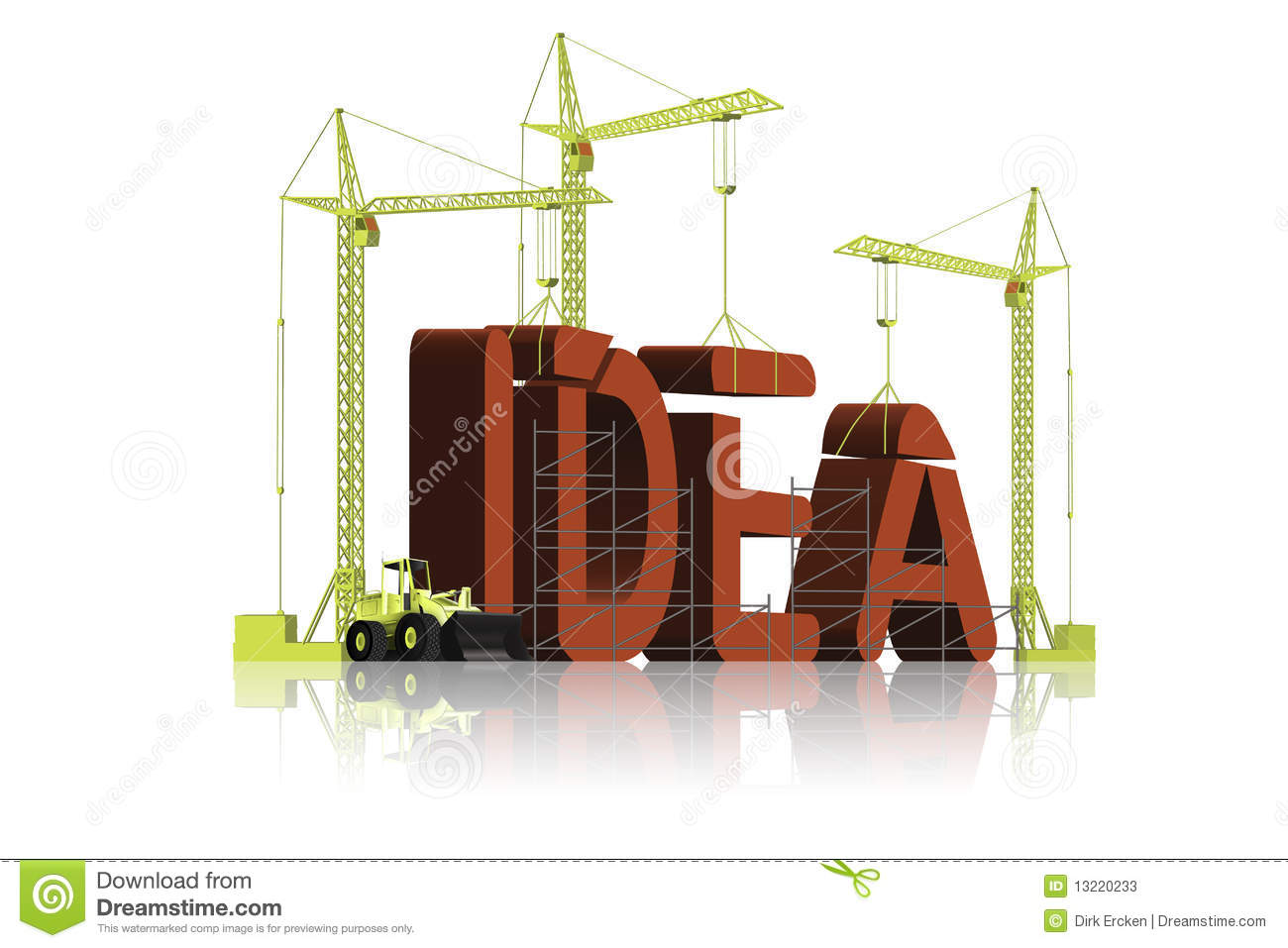 idea building creativity inventions ideas stock photos