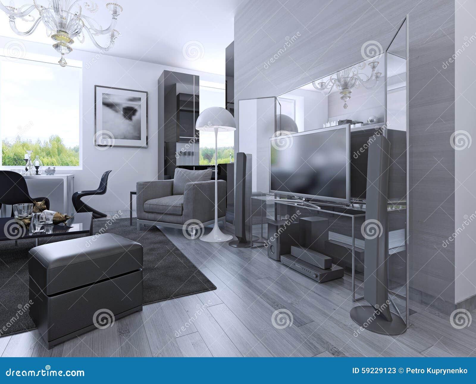 Idea de apartamentos-estudios