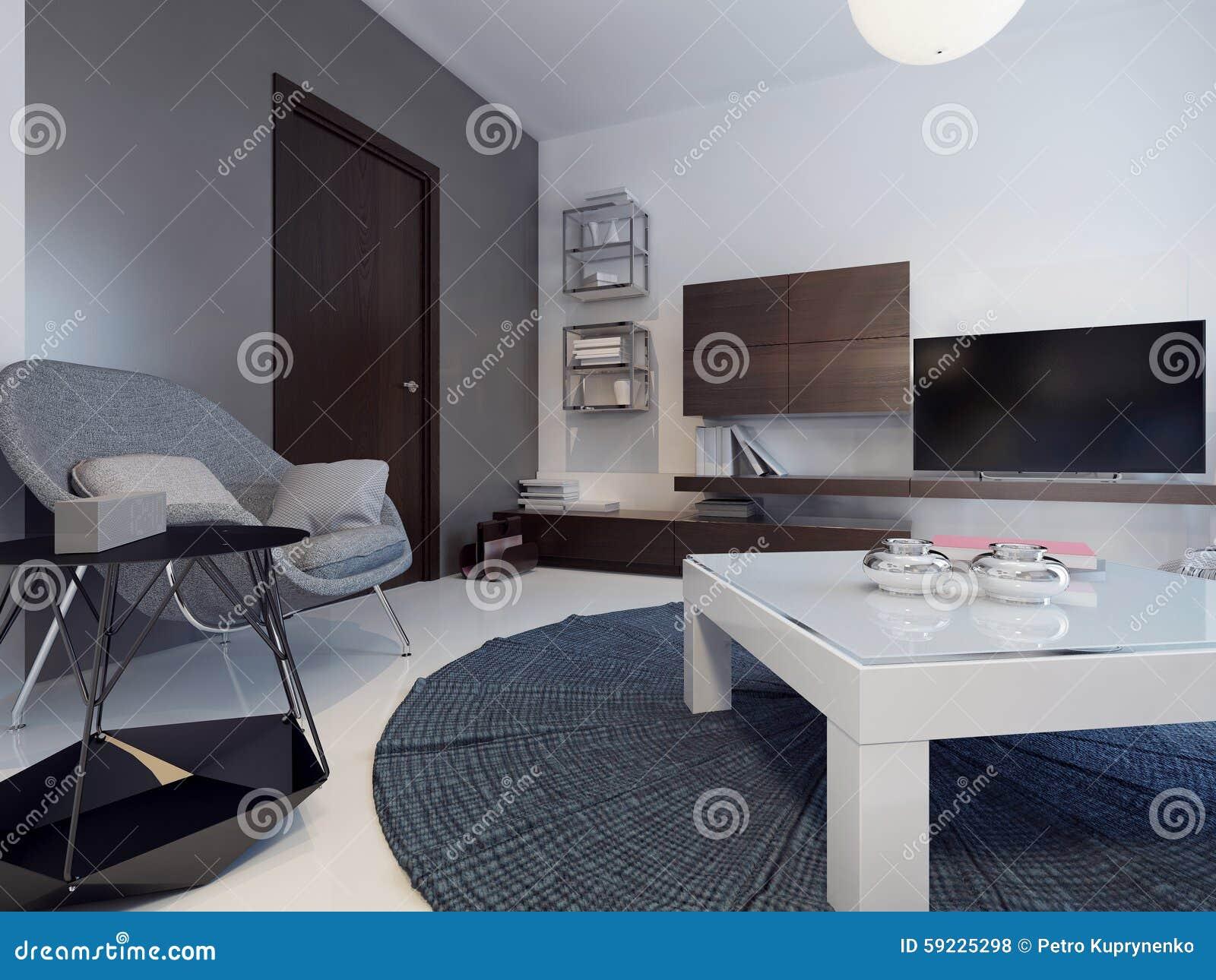 Download Idea Del Sitio Contemporáneo De Vida Foto de archivo - Imagen de lámpara, interior: 59225298
