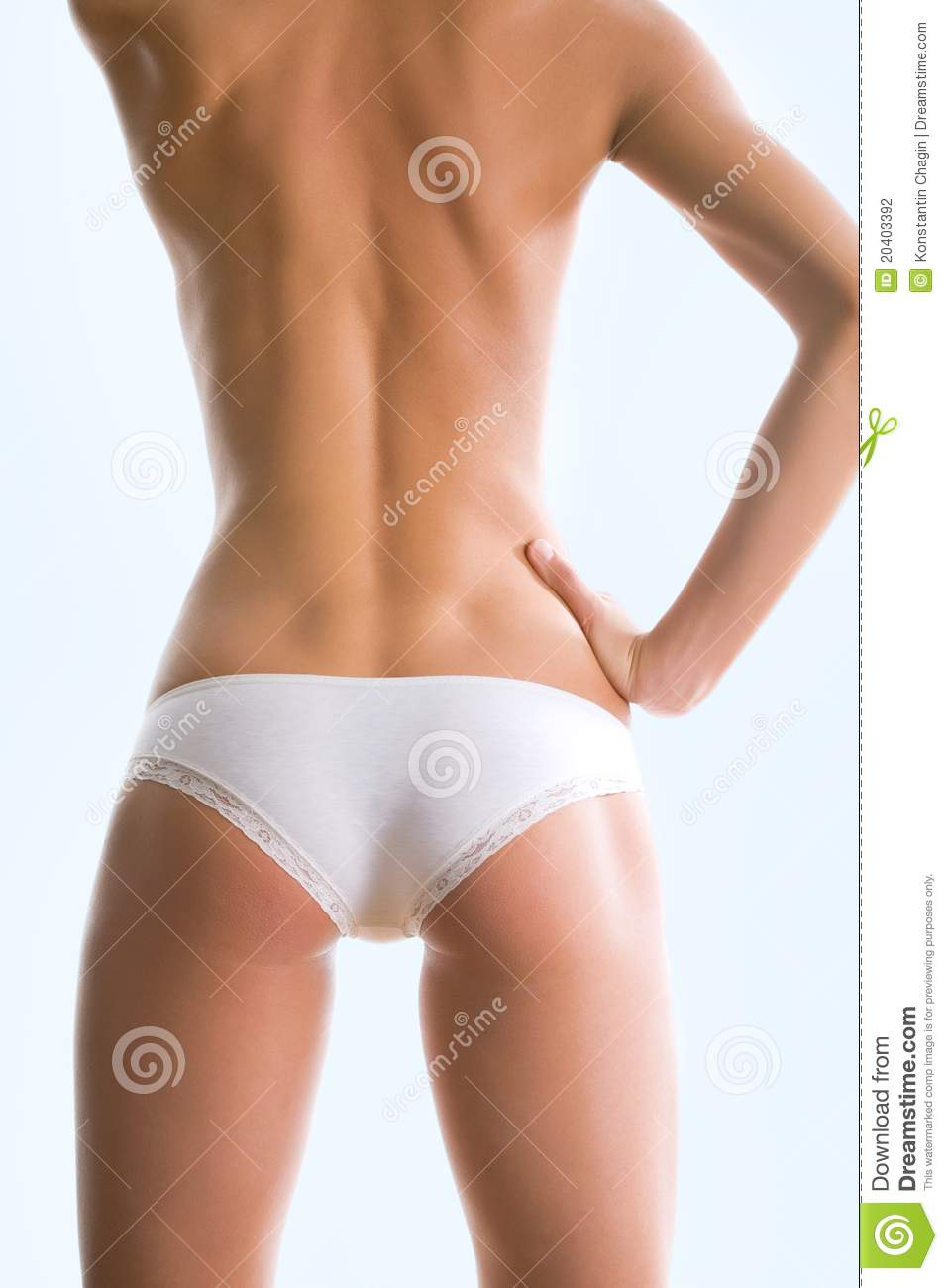 Ideal Female Body Stock Photo Image Of Care Shot Short