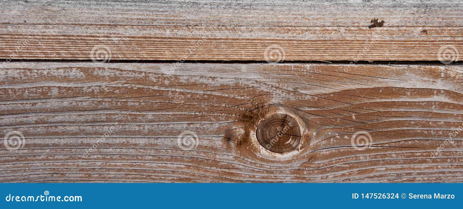 Ideale di legno stagionato del fondo di struttura per un insegna