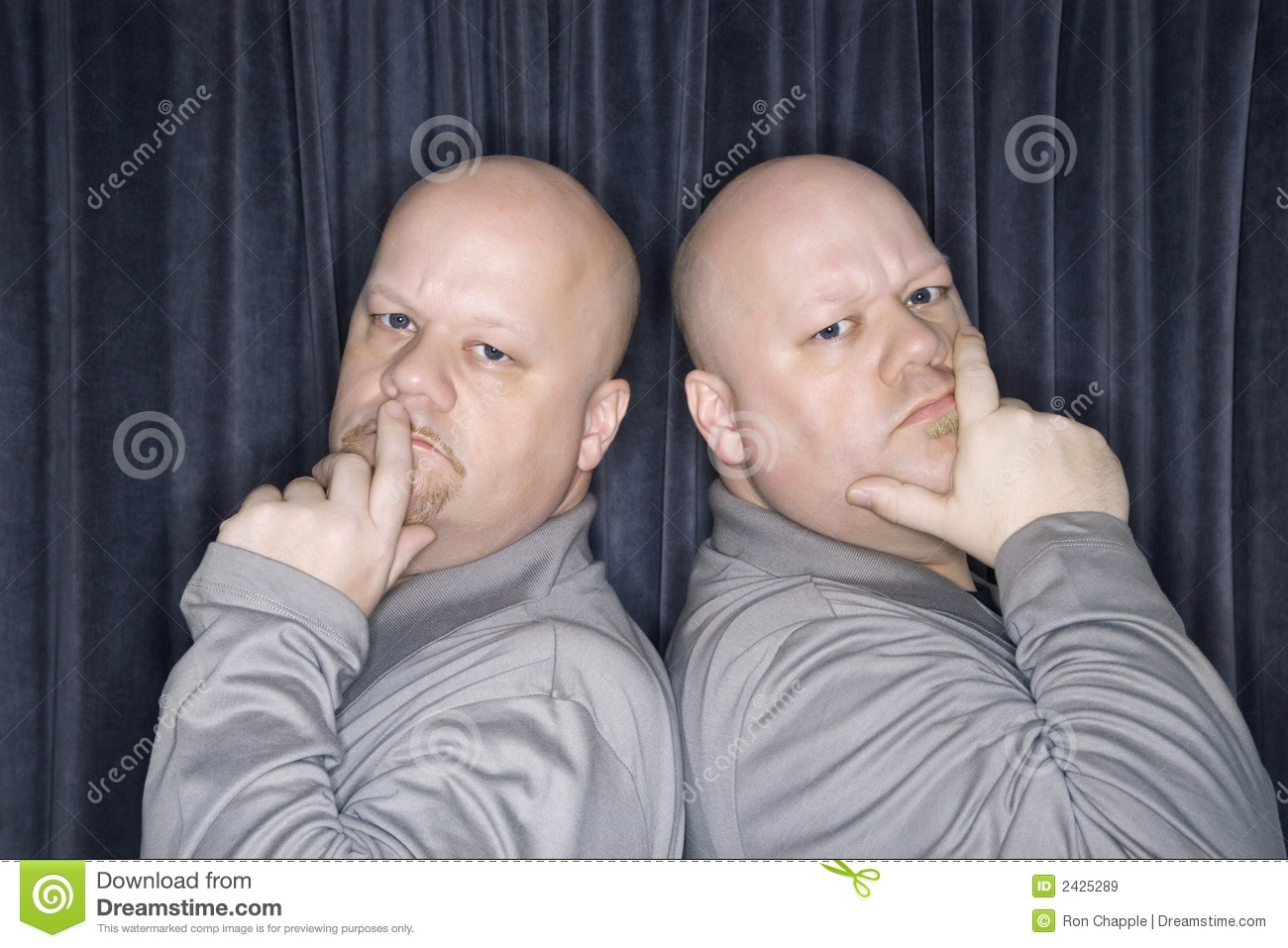 Guy dating identical twins