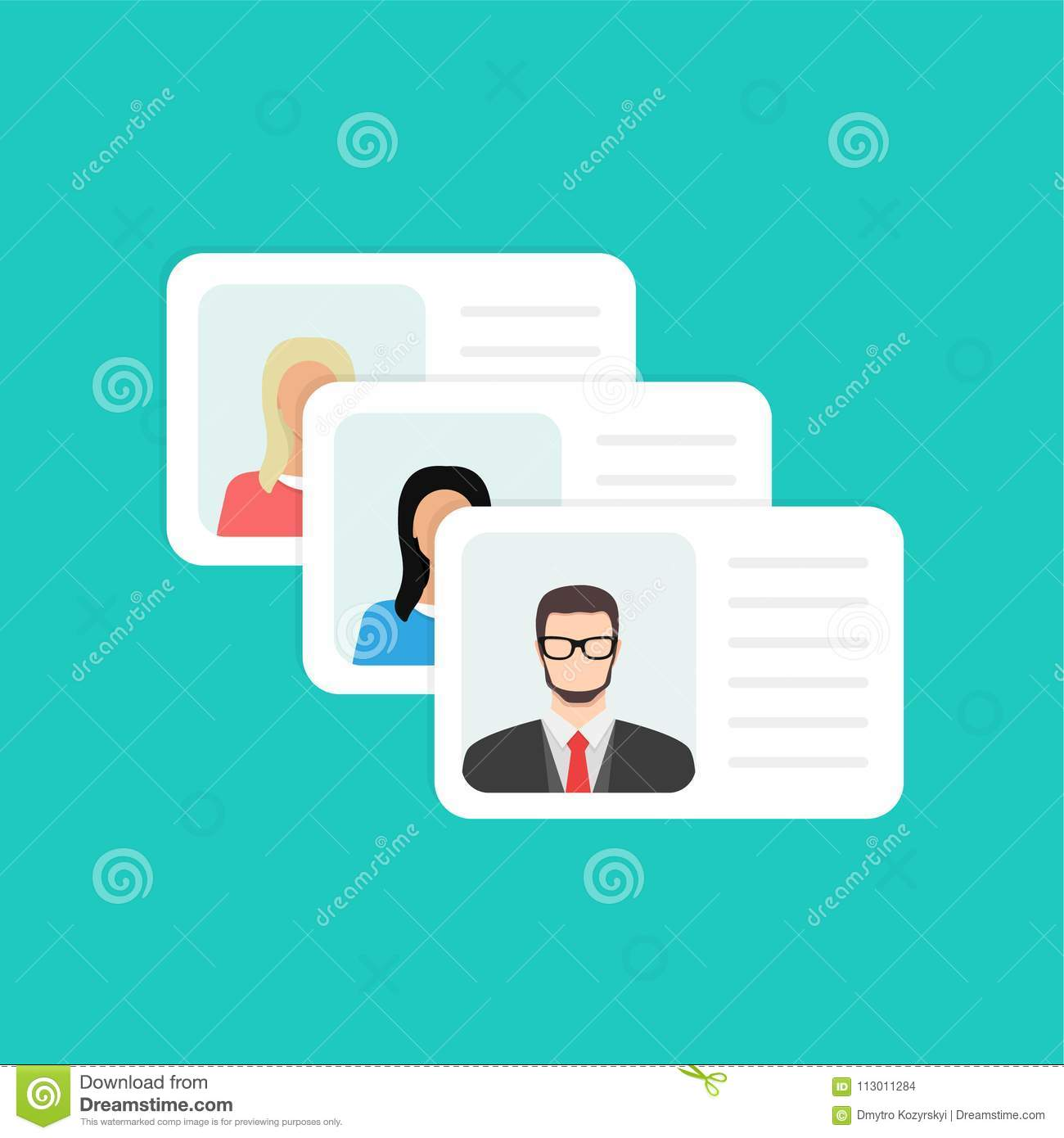 Design Stock Photo Text Of Entry And Illustration Person