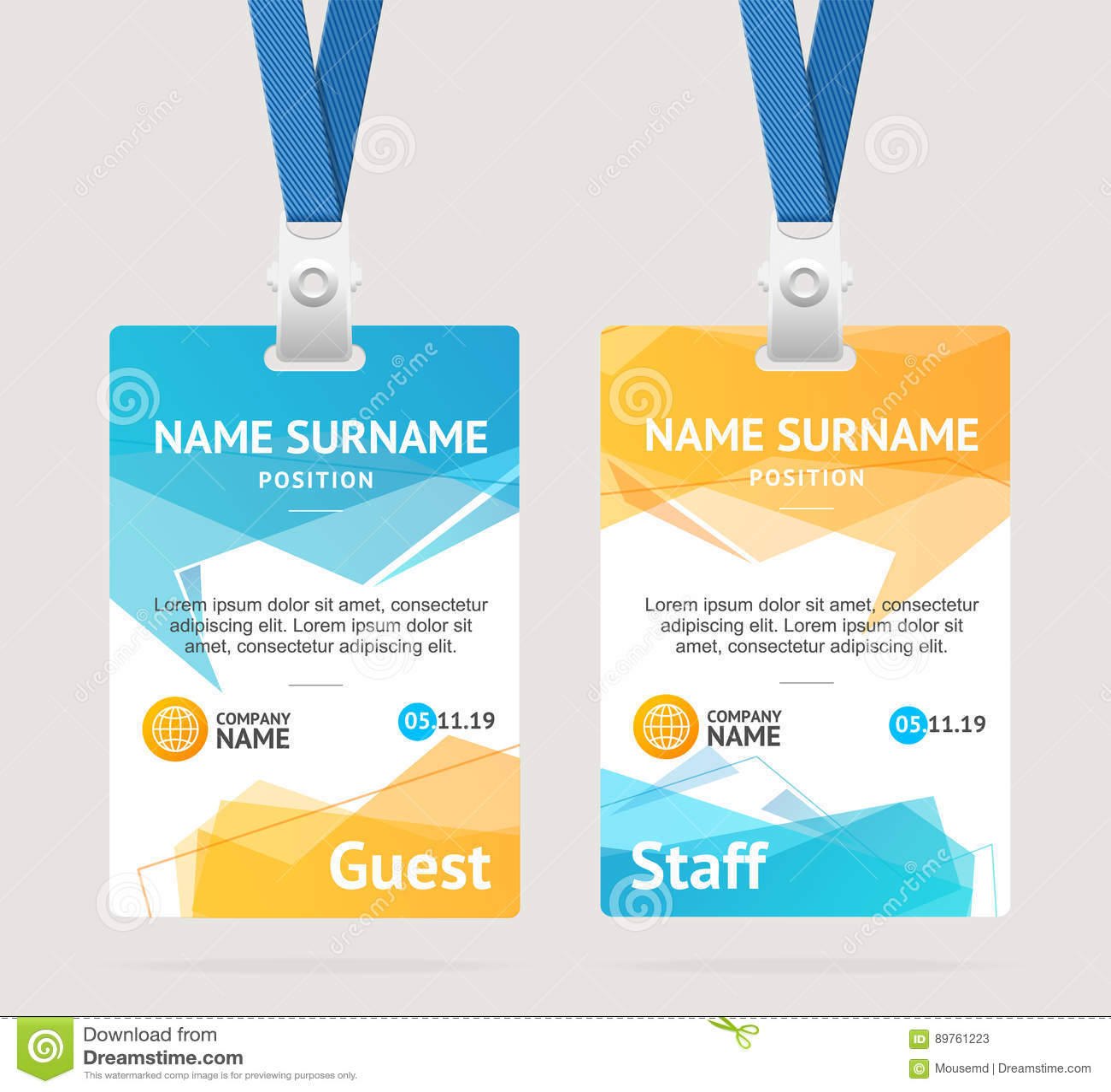 Tolle Id Karte Kostenlose Vorlage Bilder - Entry Level Resume ...