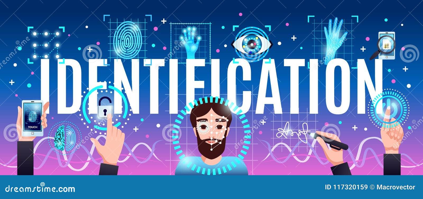 Identifizierungs-Technologie-Titel